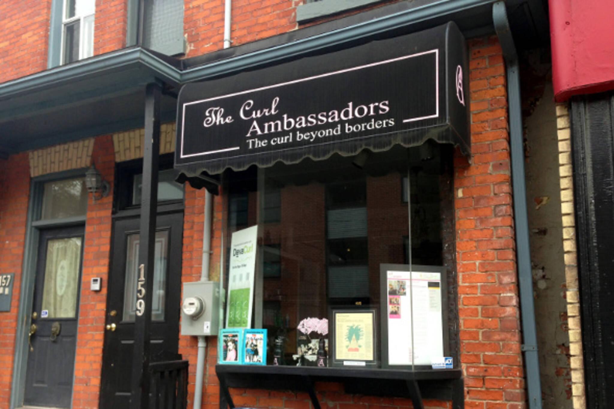 curl ambassadors toronto