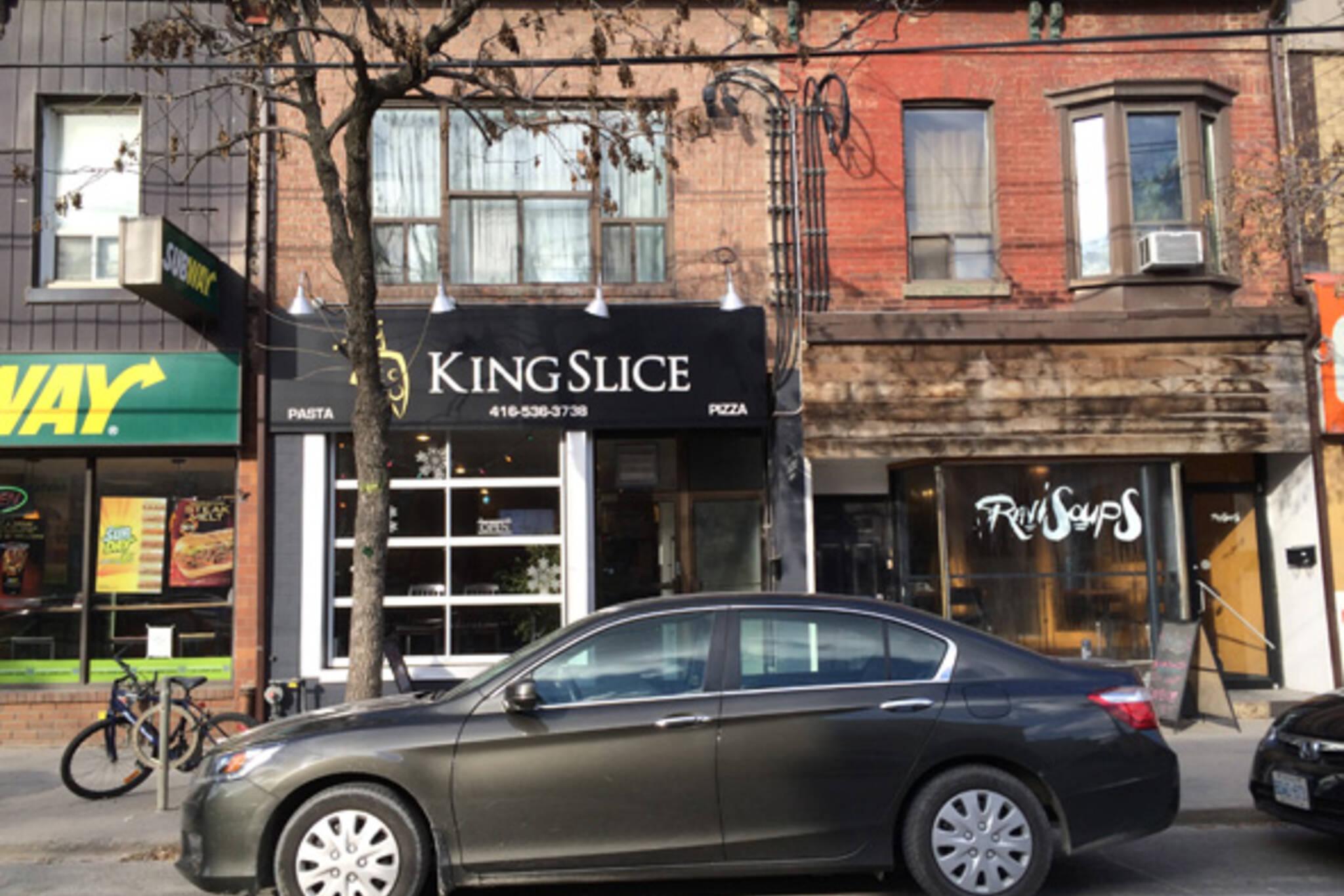 King Slice Toronto
