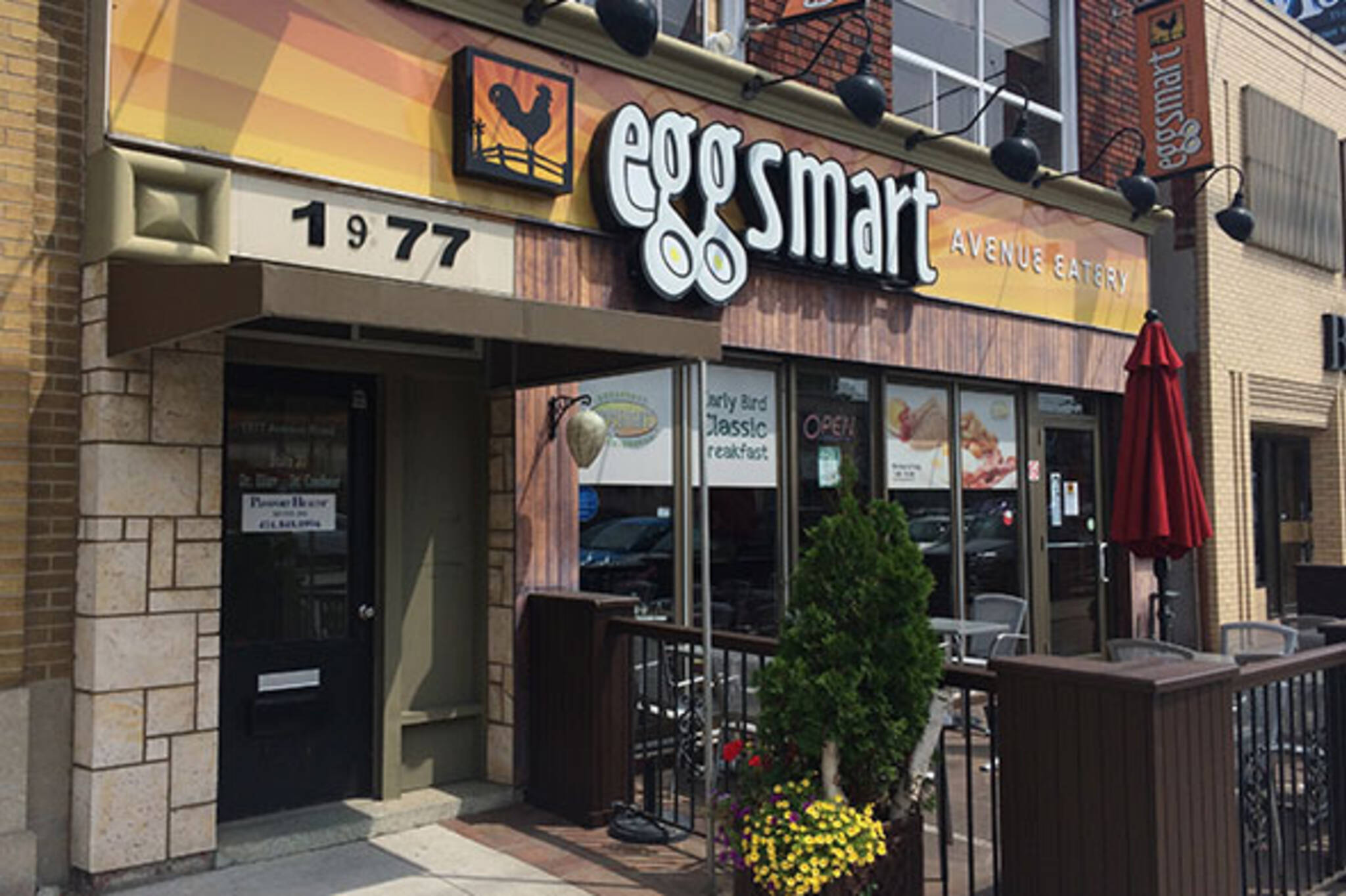 Eggsmart Avenue Toronto