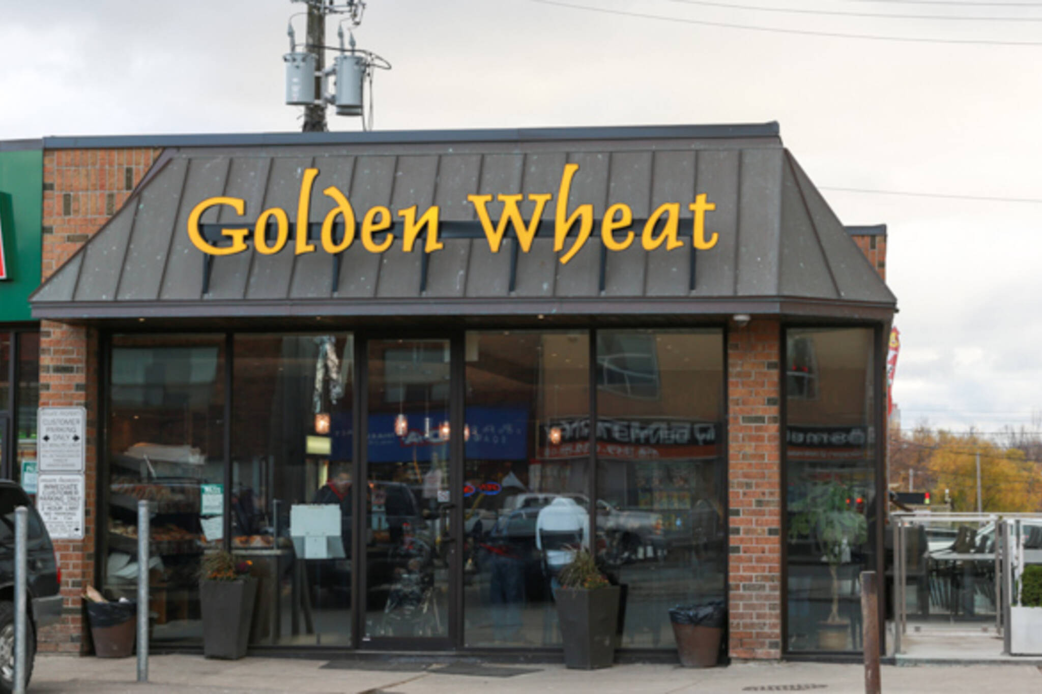 golden wheat bakery