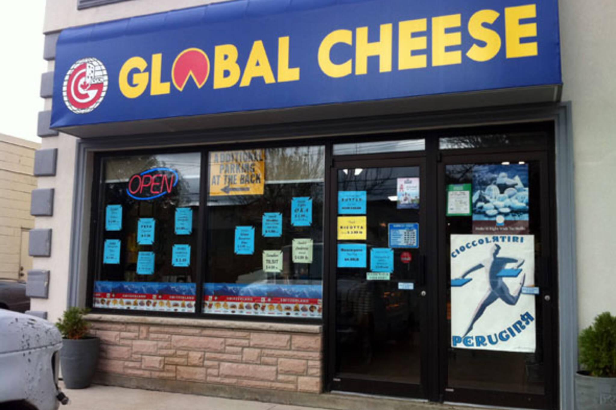 Global Cheese