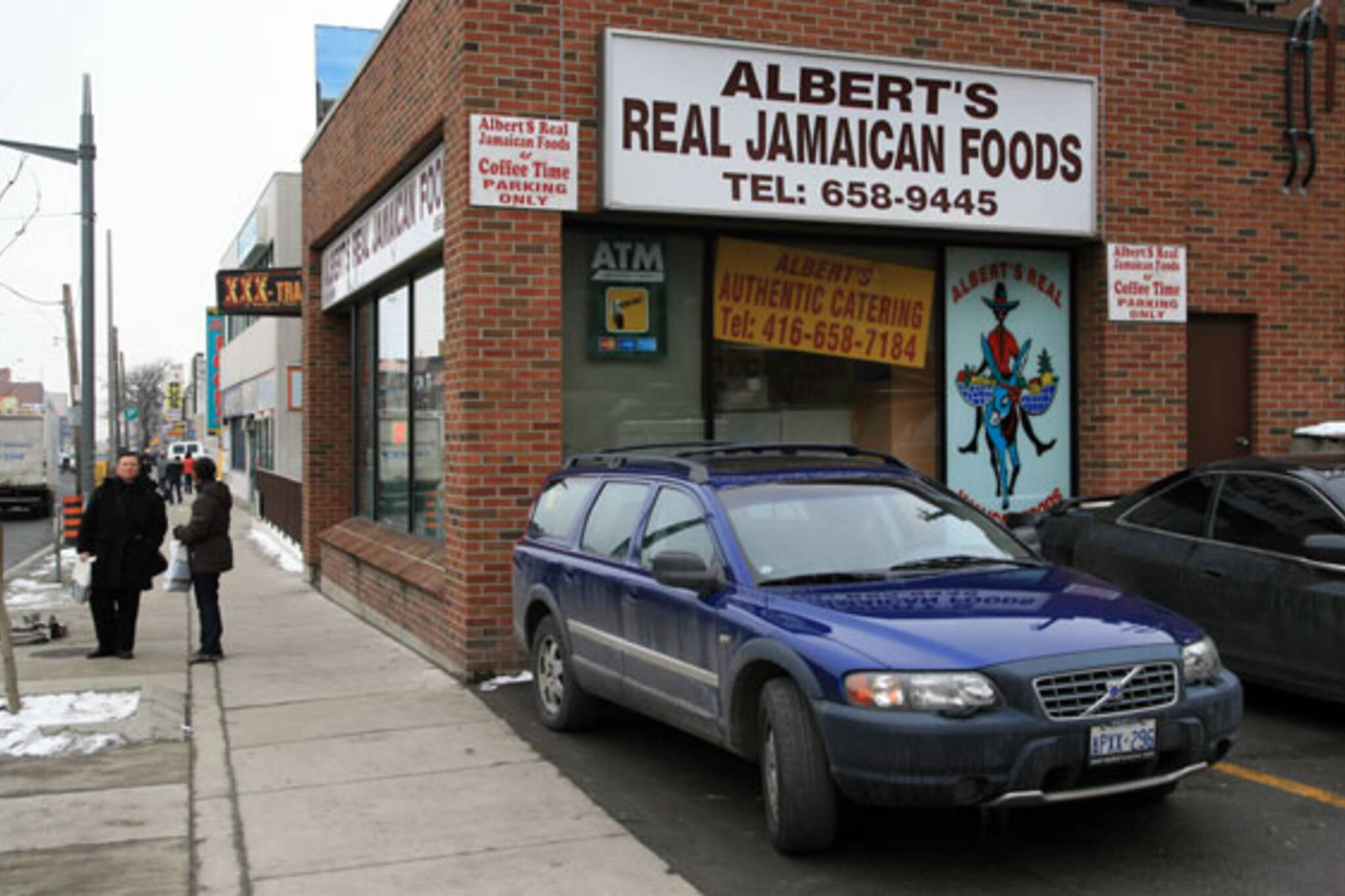 Albert's Real Jamaican