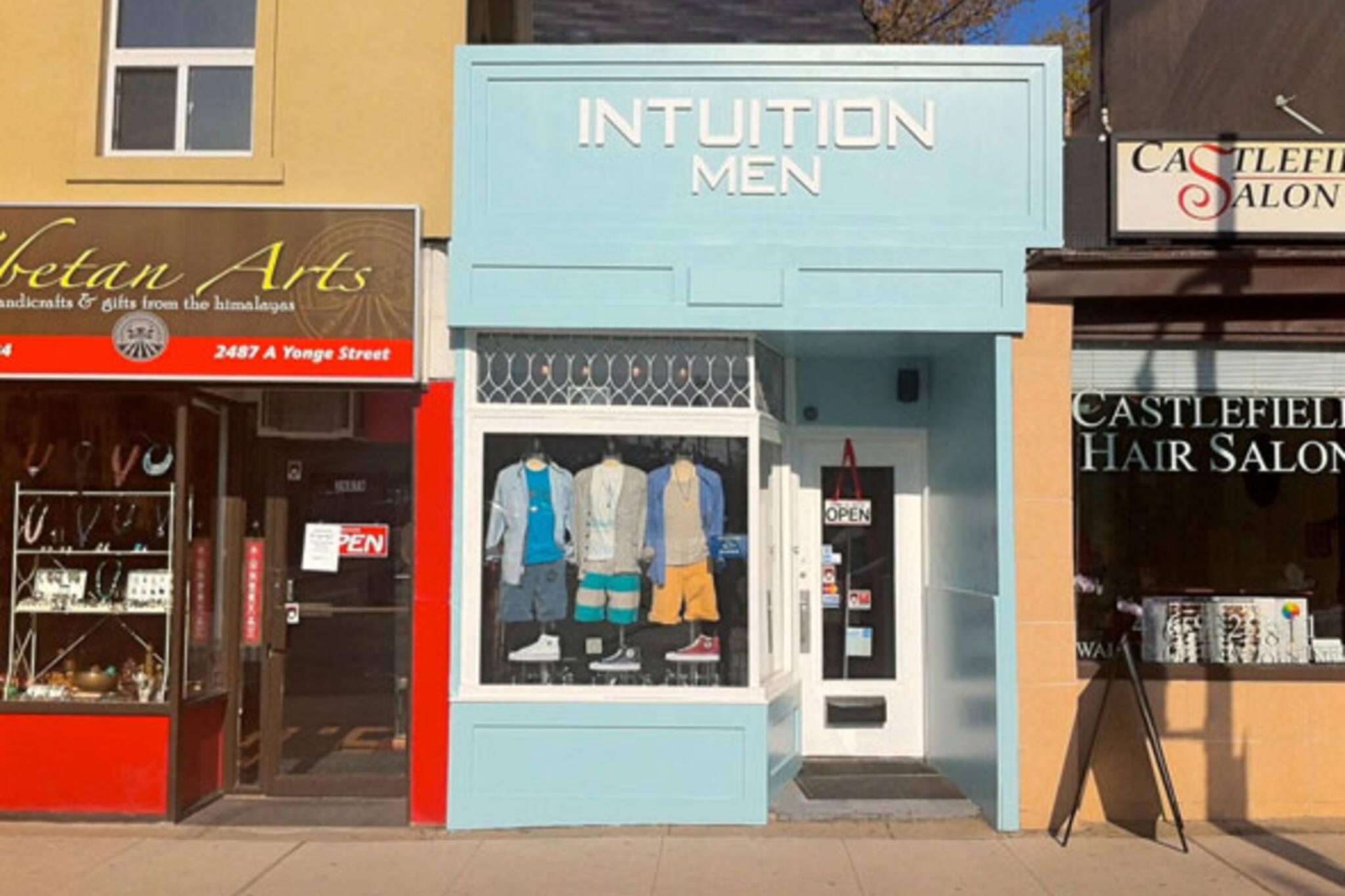 Intuition Men