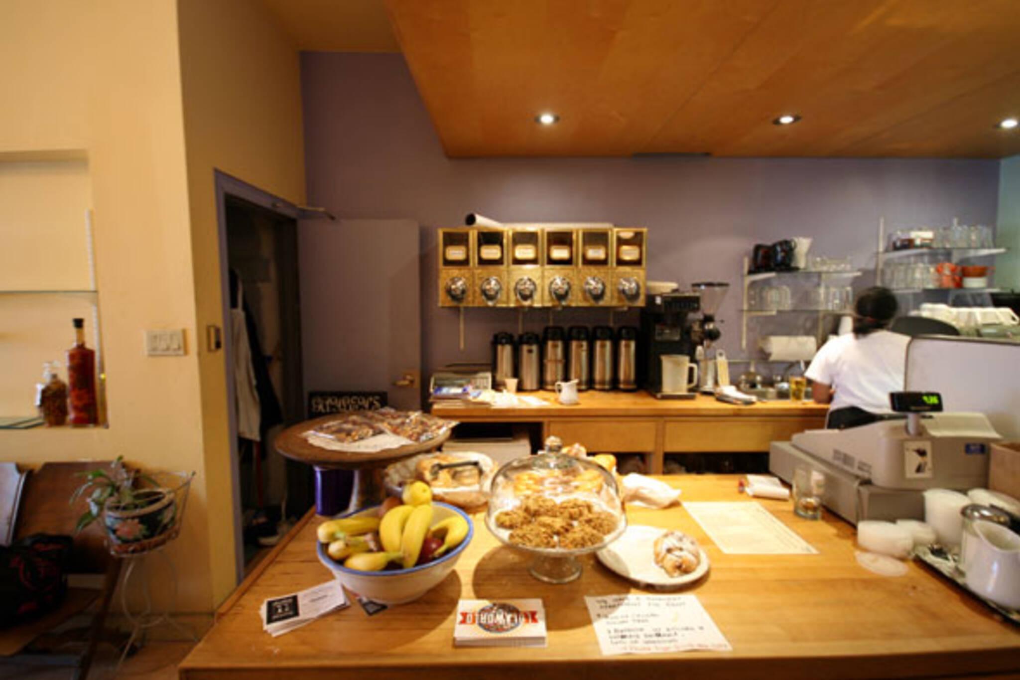 Gayley's Cafe