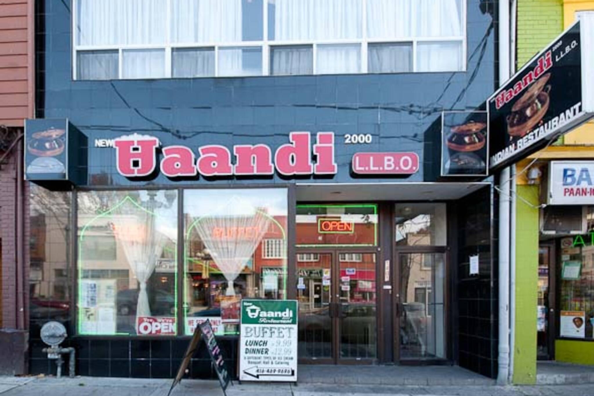 New Haandi 2000