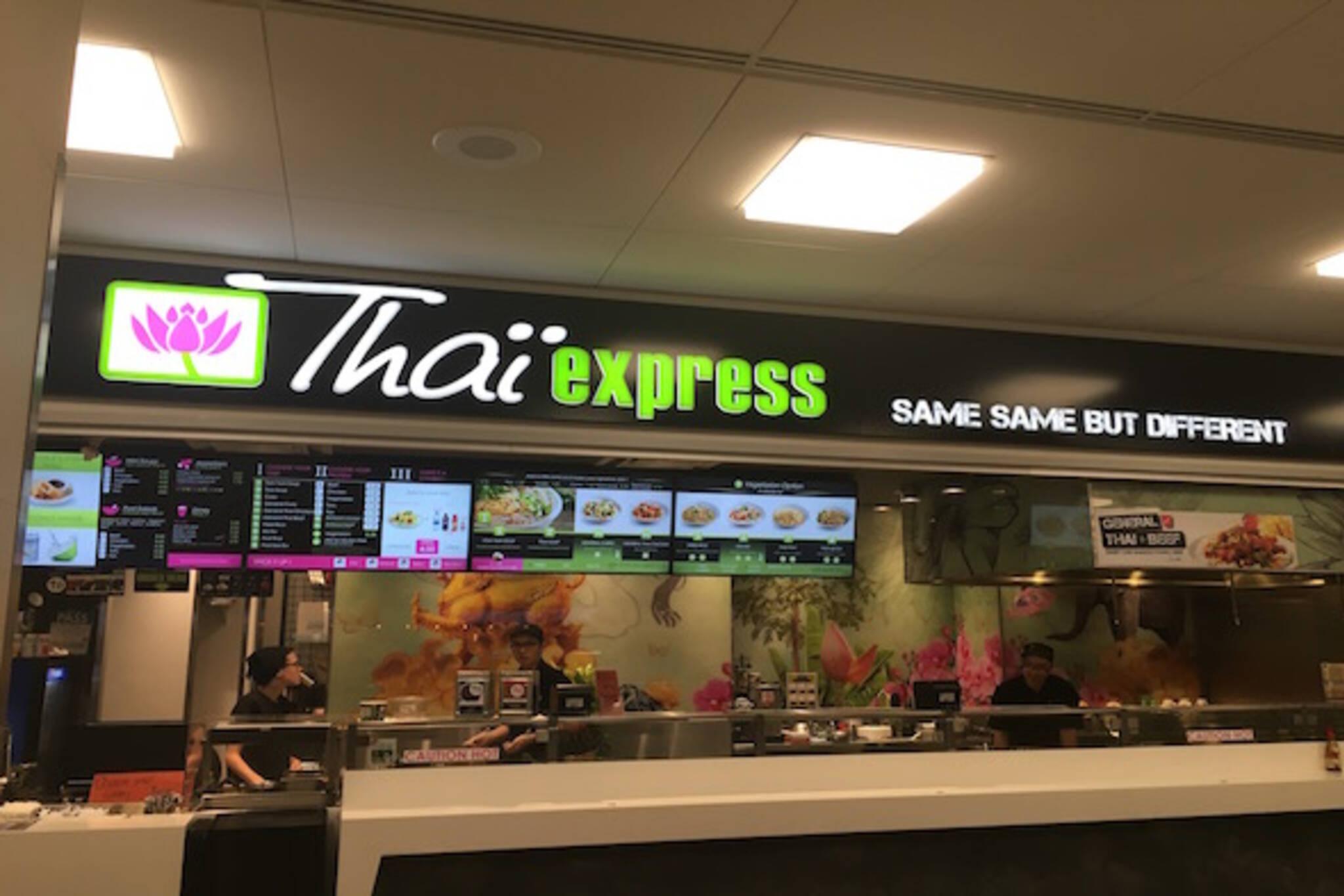 Thai Express Mt Sinai Toronto
