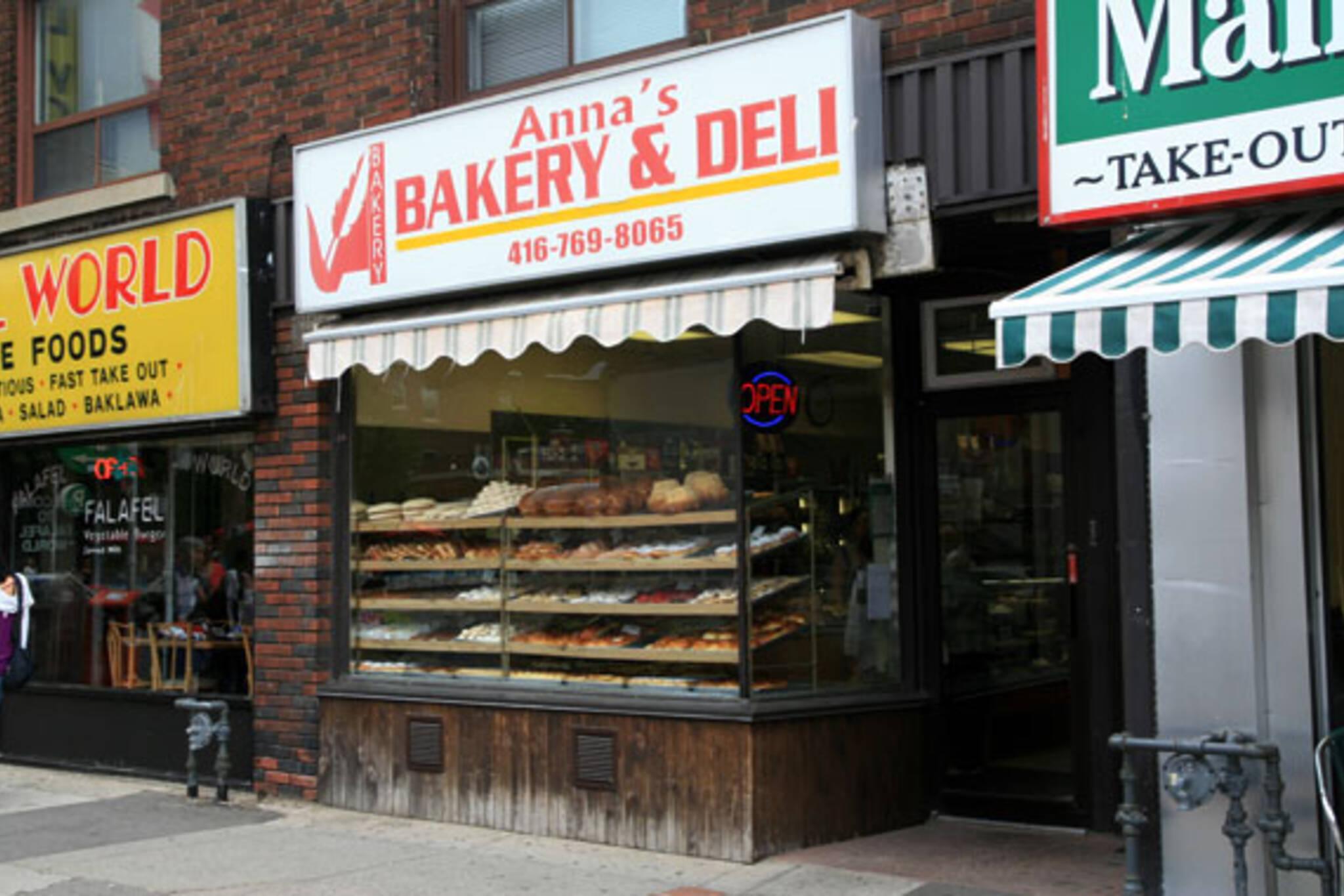 Anna's Bakery & Deli