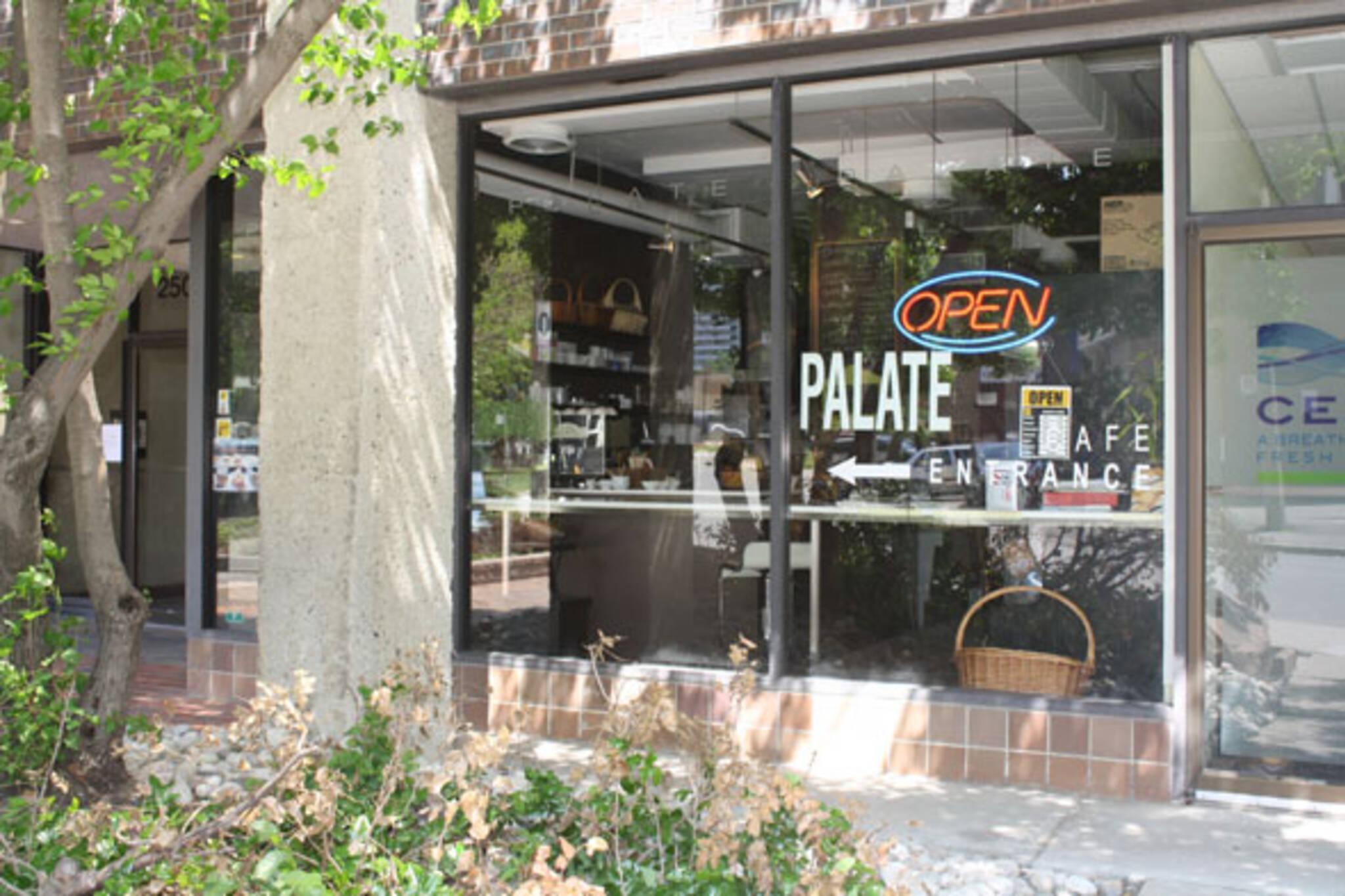Palate Cafe Toronto