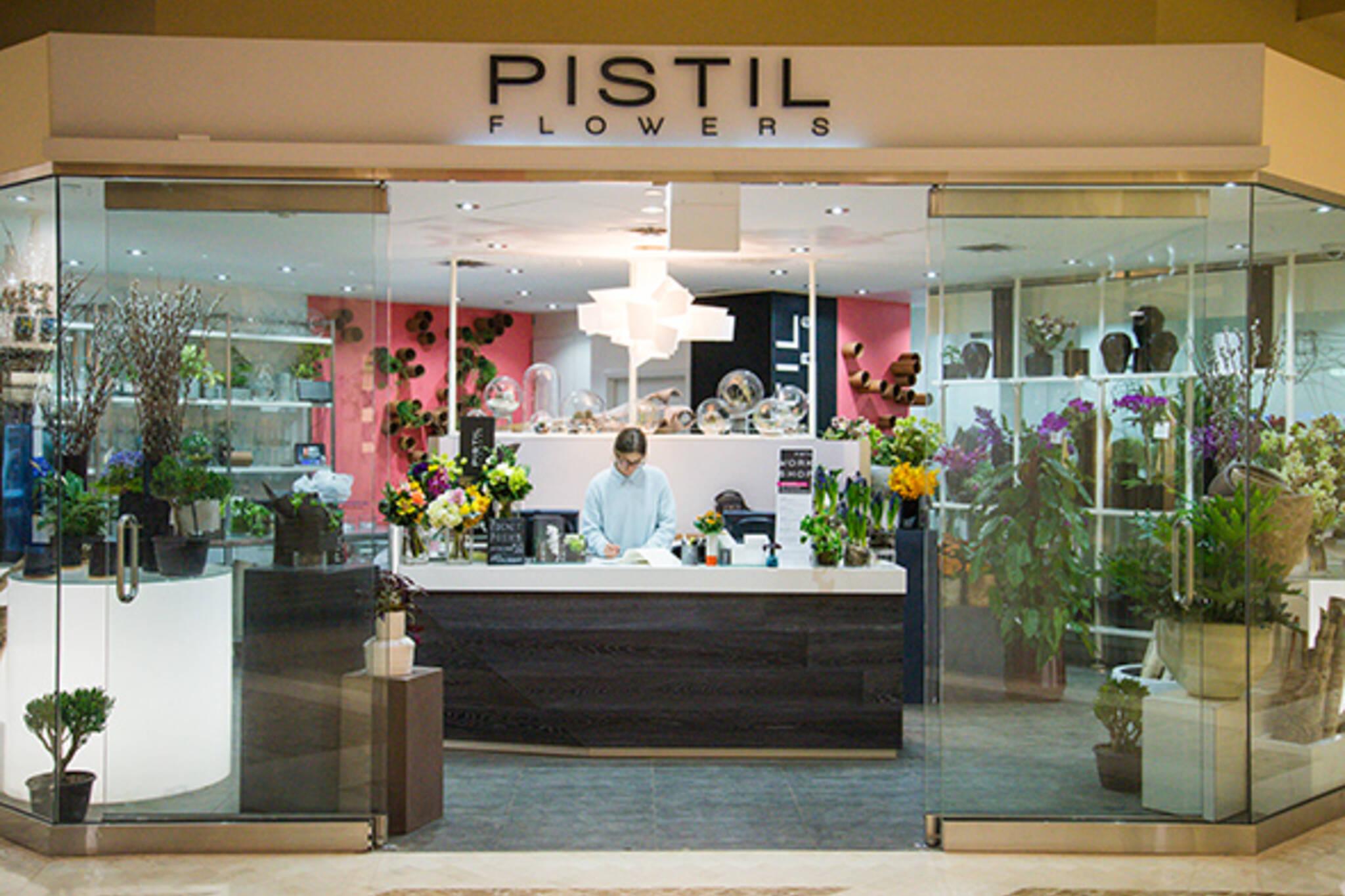 Pistil Flowers (Brookfield Place)