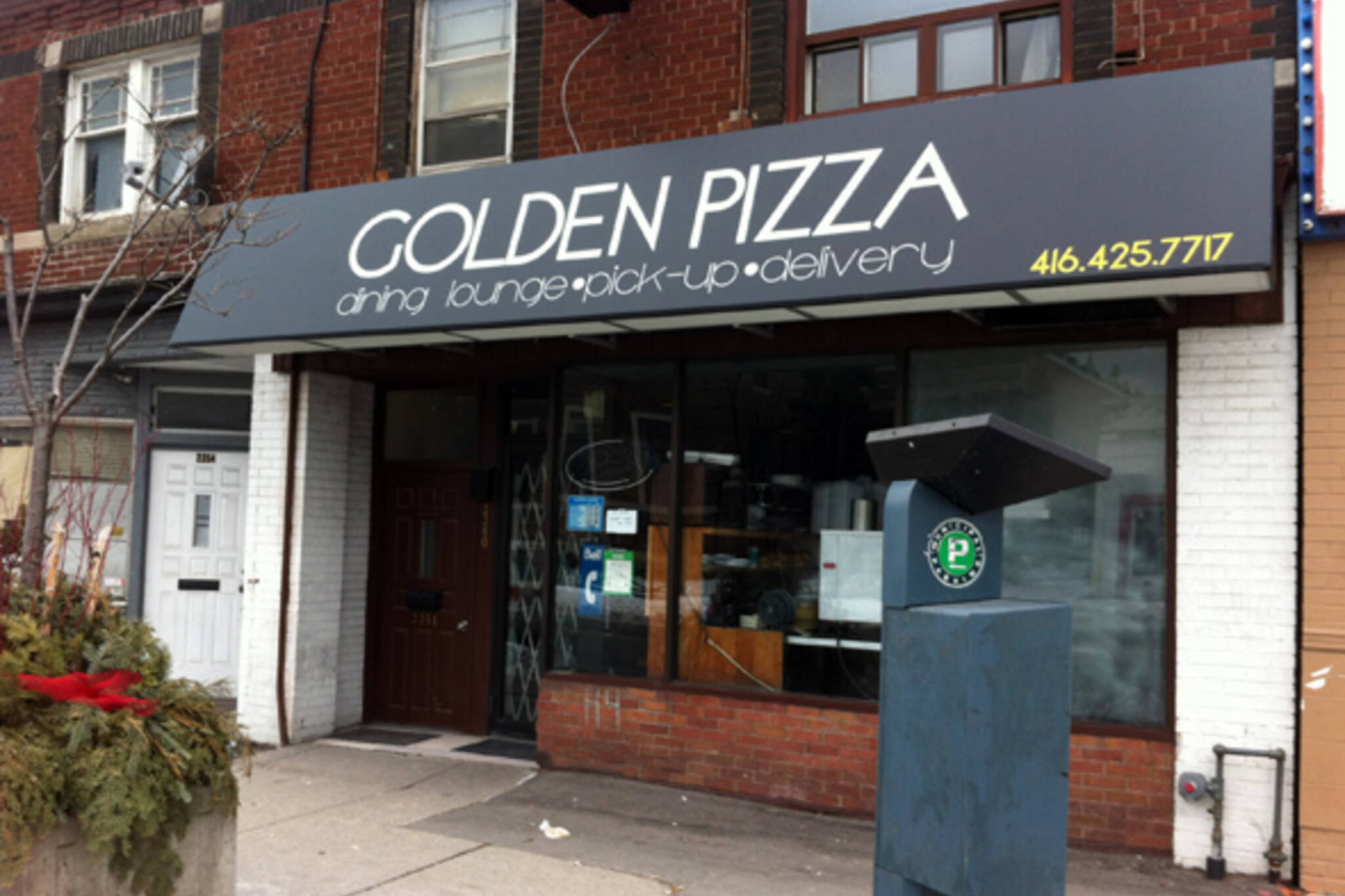 Golden Pizza Toronto