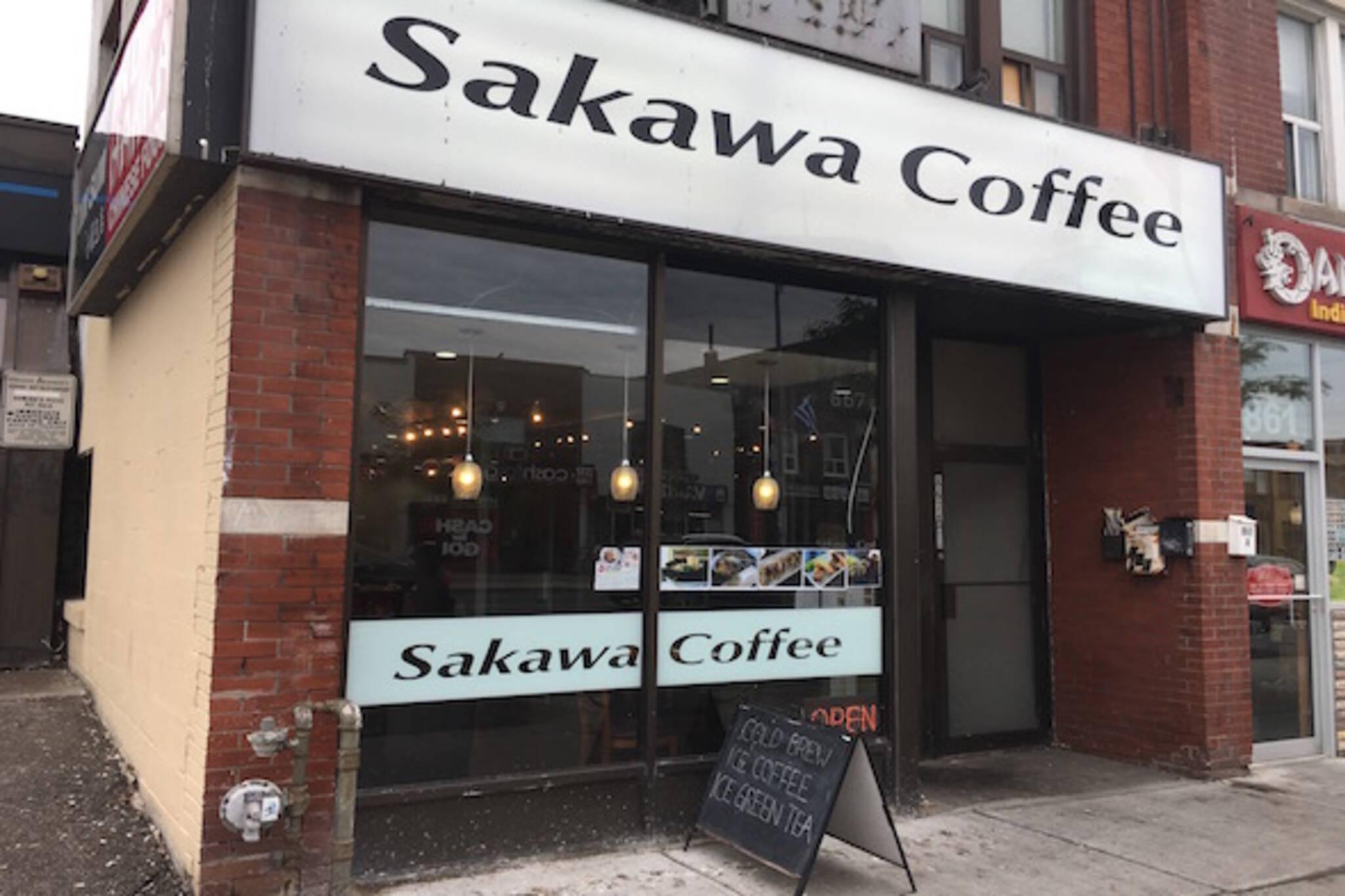 Sakawa Coffee Toronto
