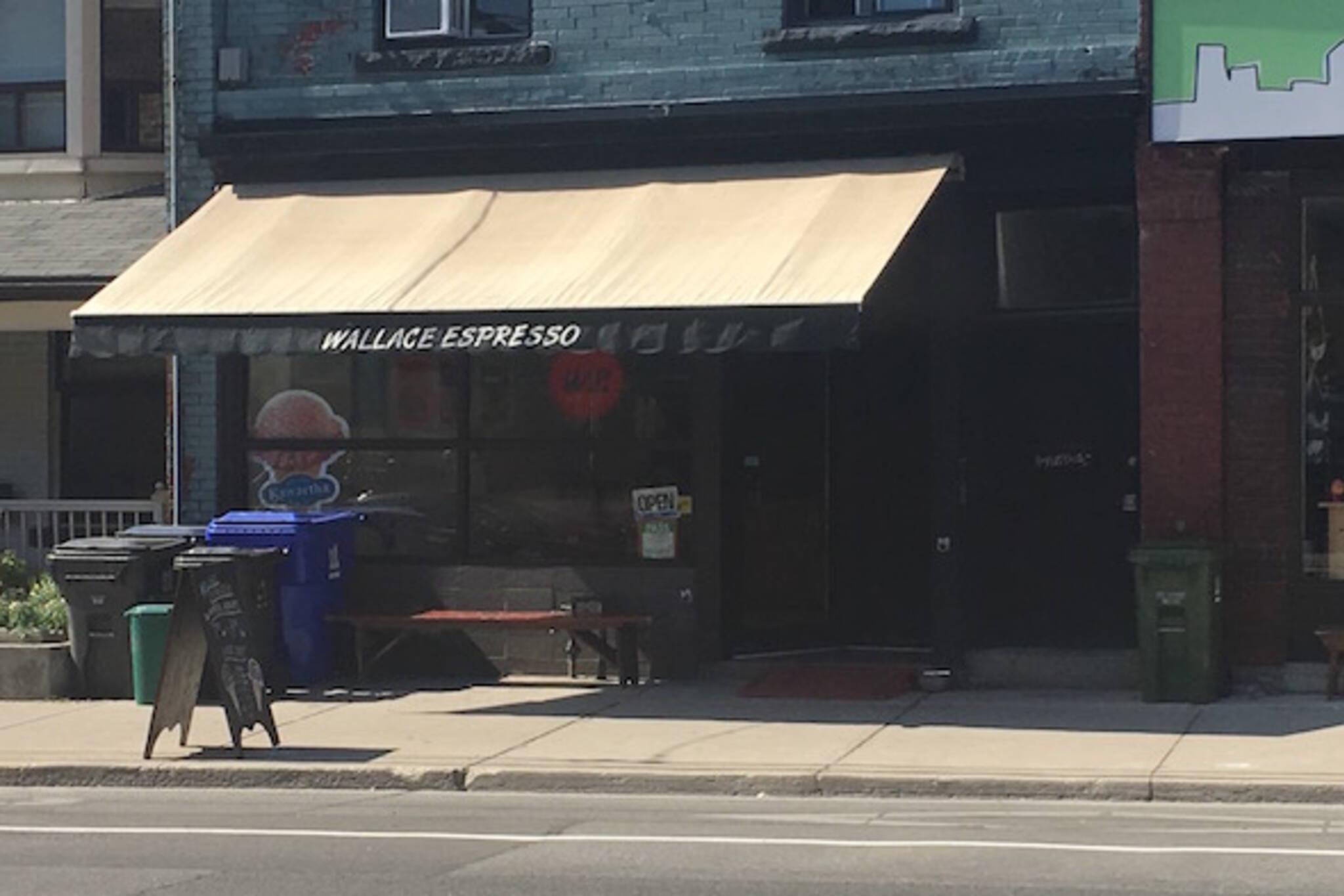 Wallace Espresso Dupont Toronto