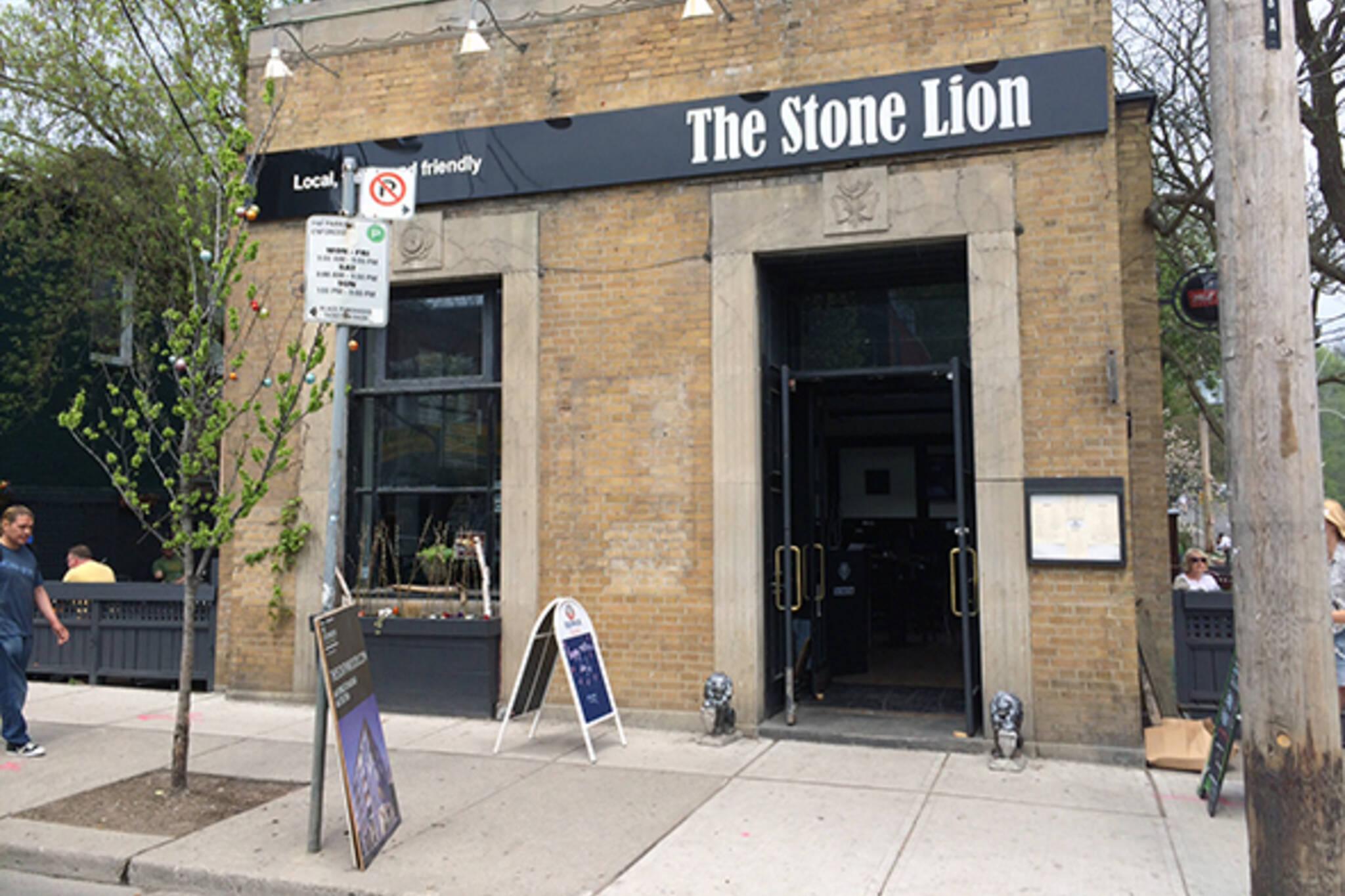 Stone Lion Pub