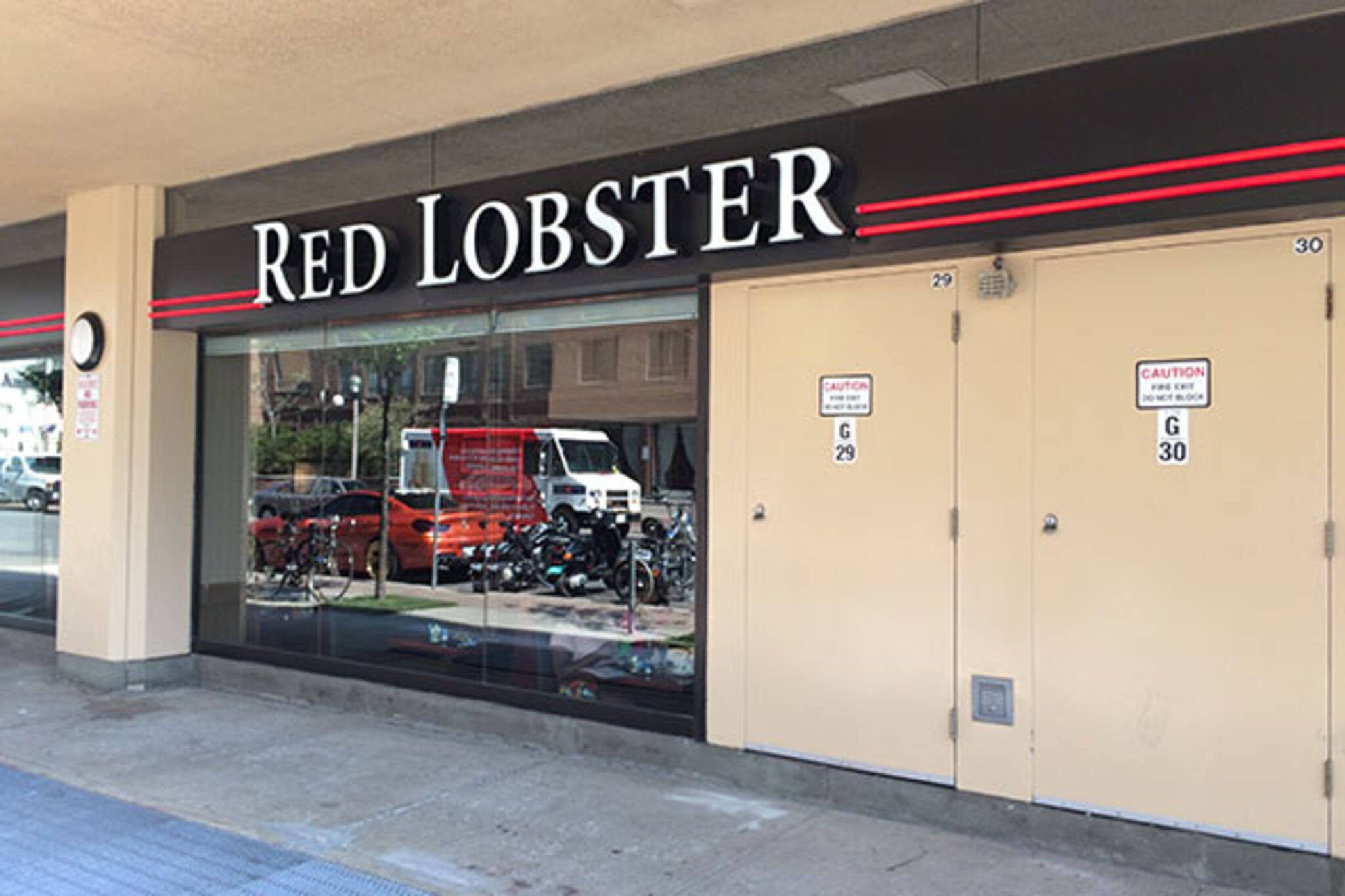 Red Lobster Bay Toronto