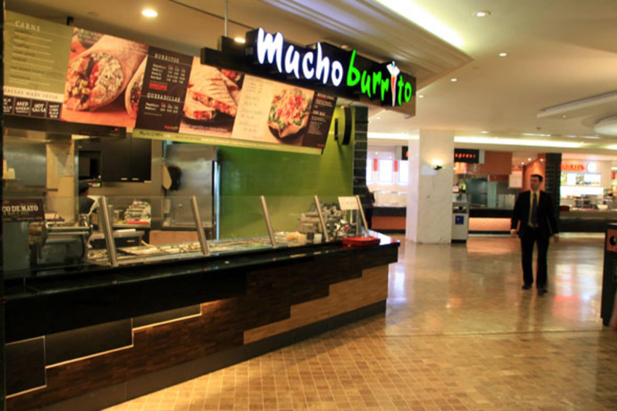 Mucho Burrito Toronto