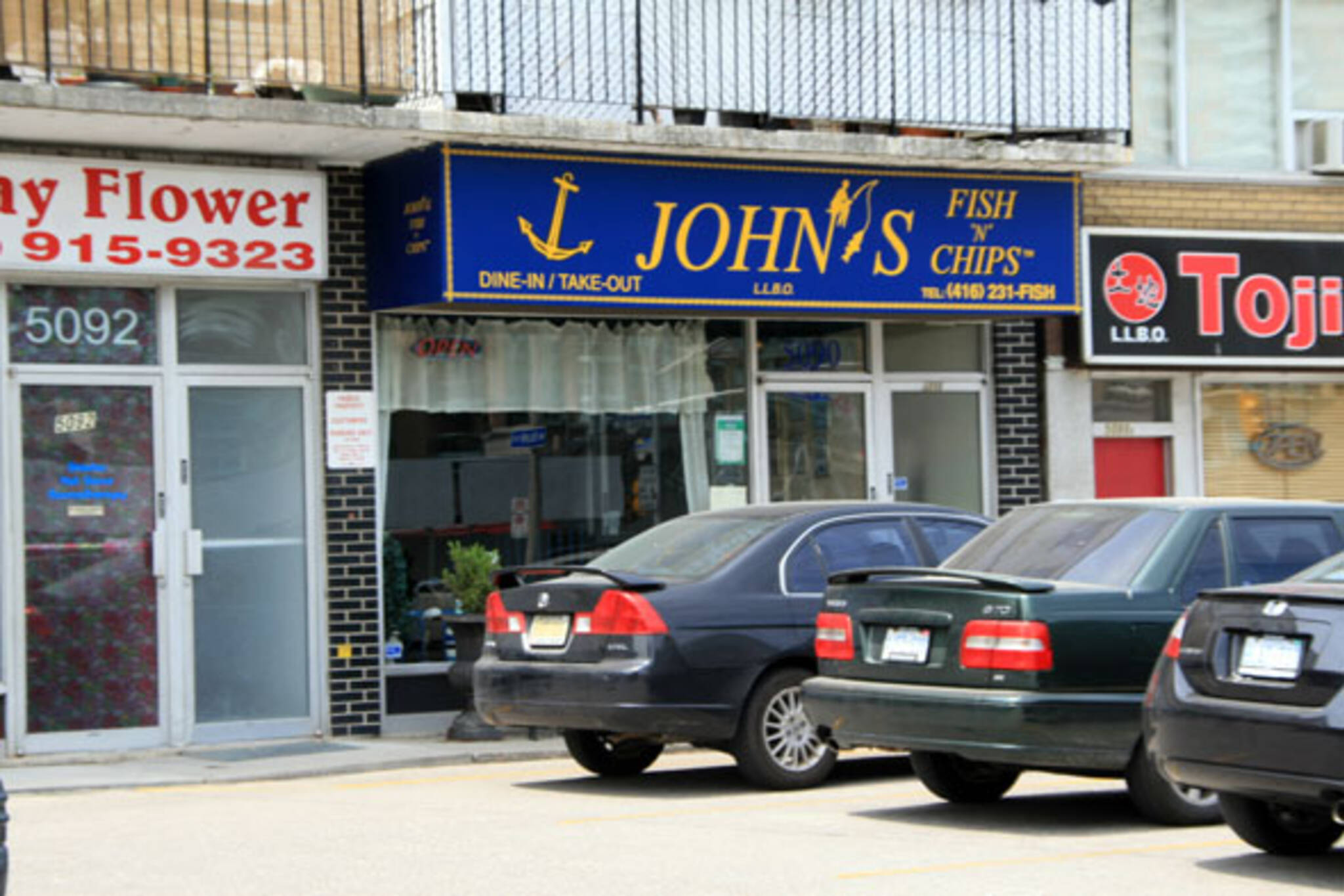 Johns Fish & Chips