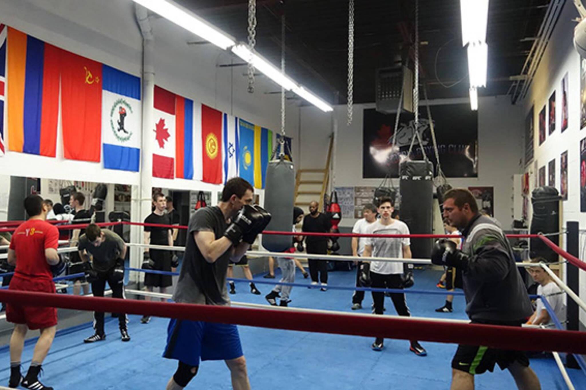 Siberia Boxing Club