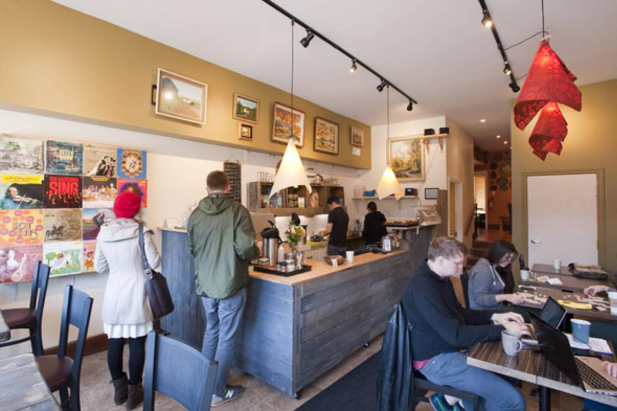 Hub Coffee House Dovercourt