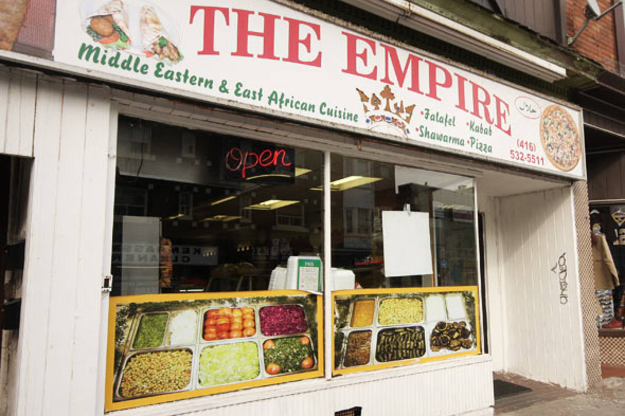 The Empire on Bloor St West