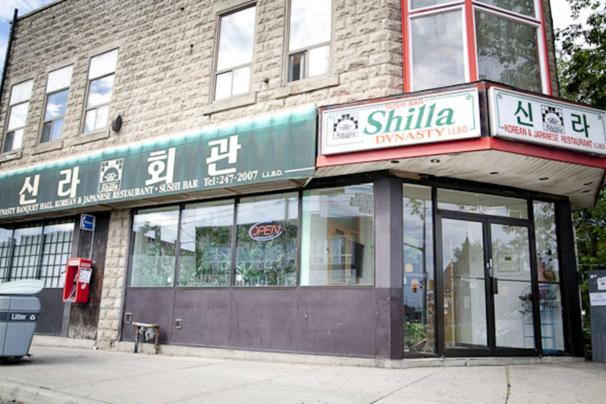 Shilla Dynasty Toronto