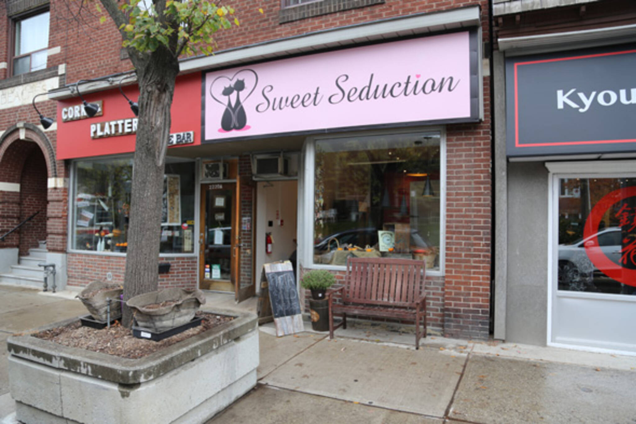 Sweet Seduction Bakery