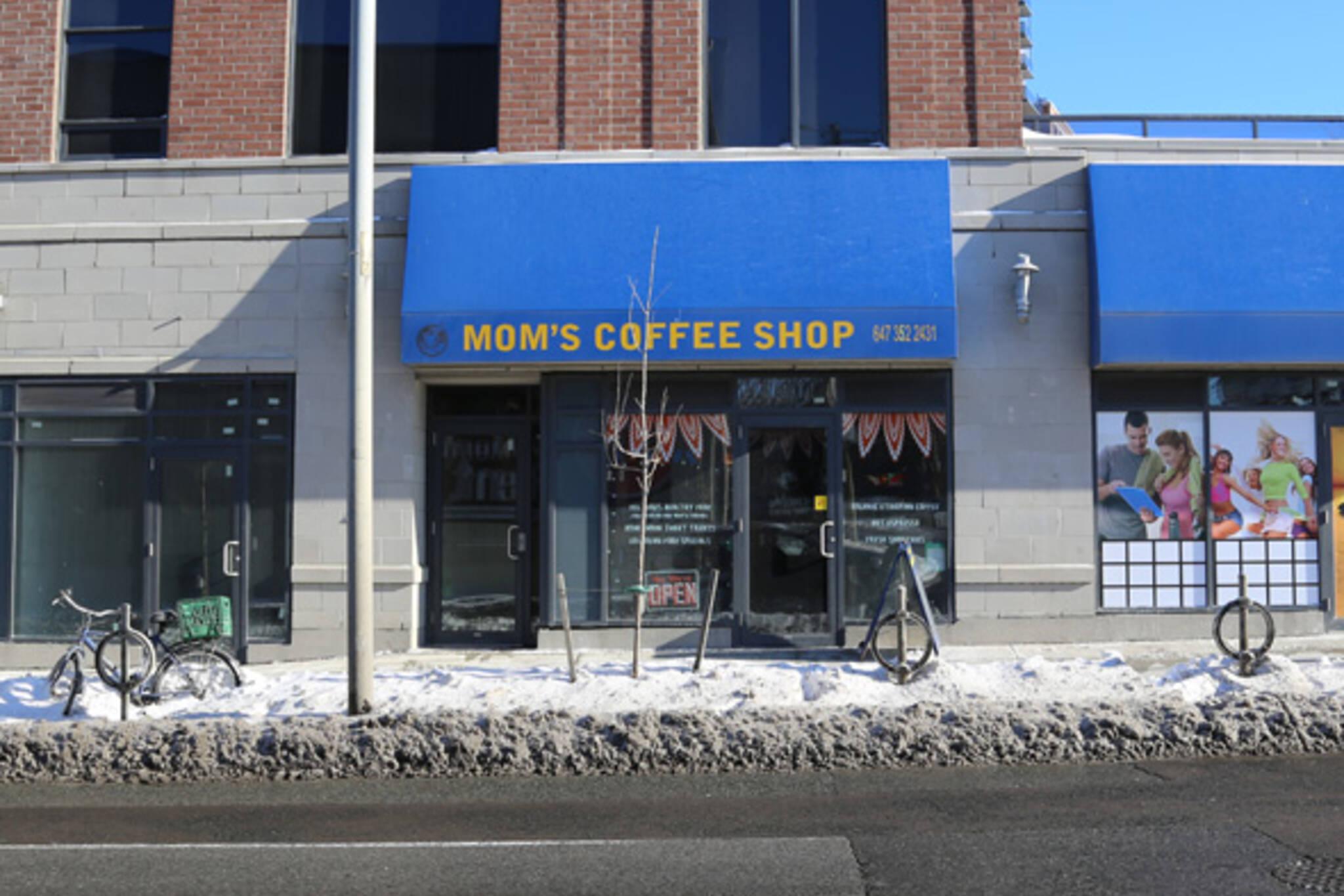 Mom's Coffee Shop toronto