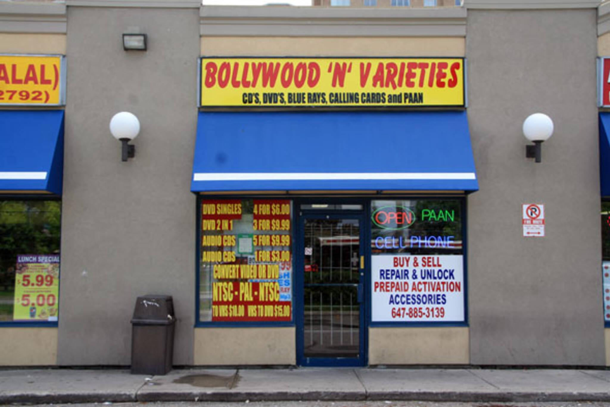 Bollywood Videos Toronto