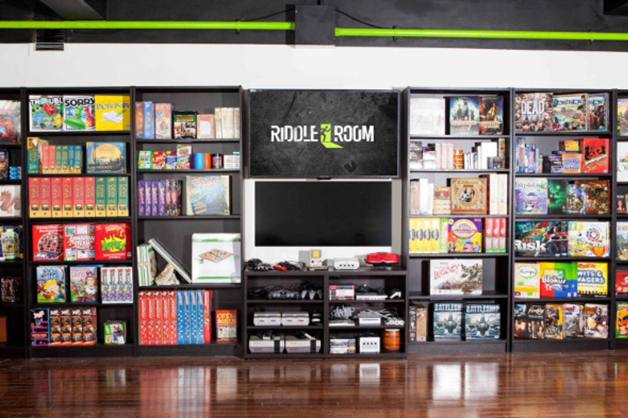 Riddle Room Toronto