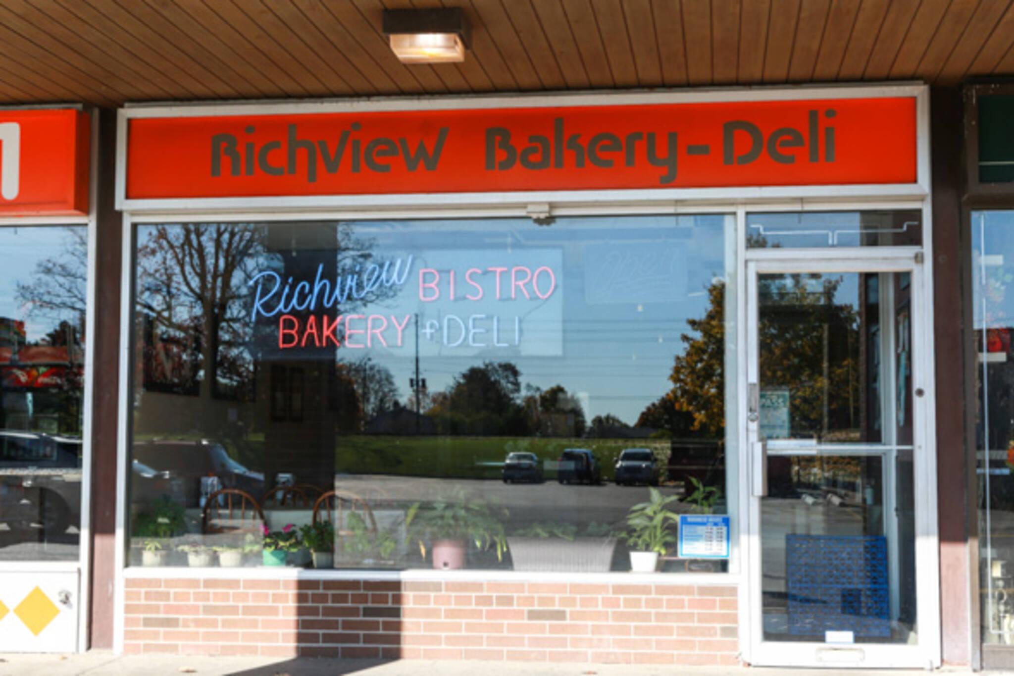 richview bakery deli
