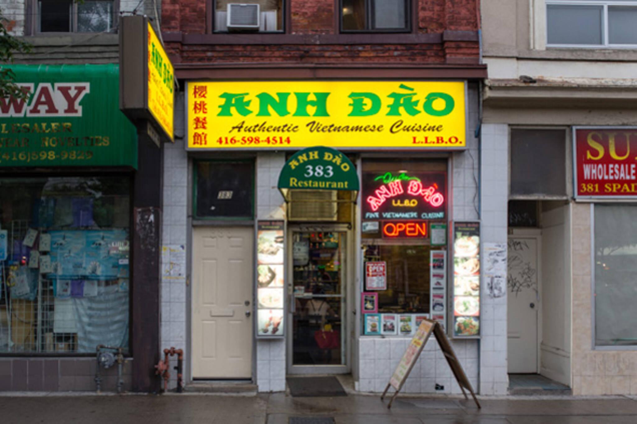 Anh Dao Toronto