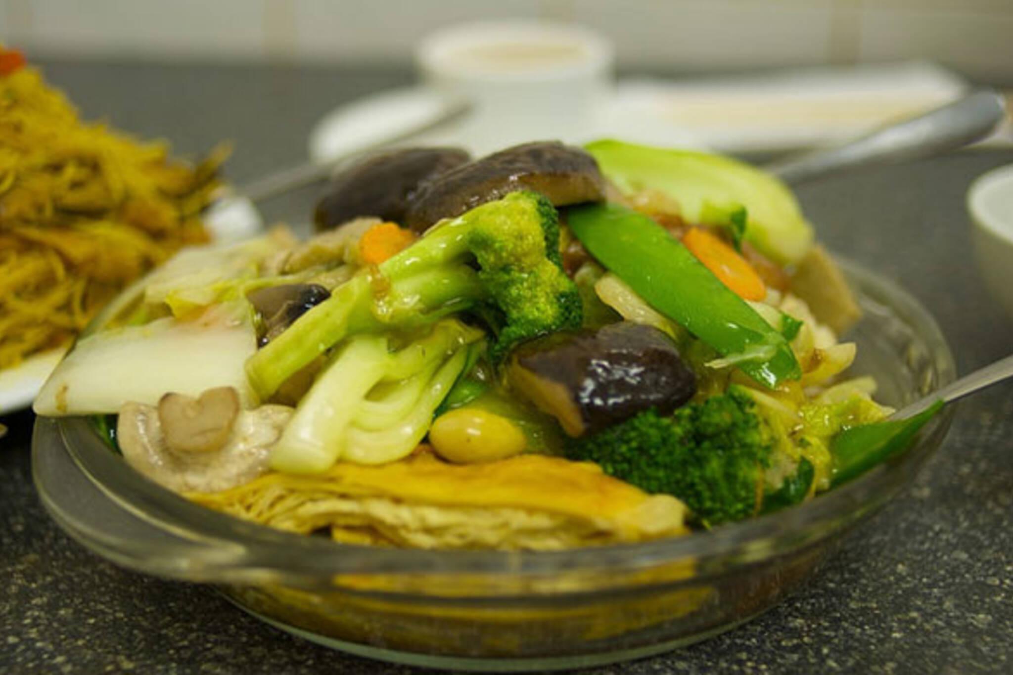 Buddhas Vegetarian