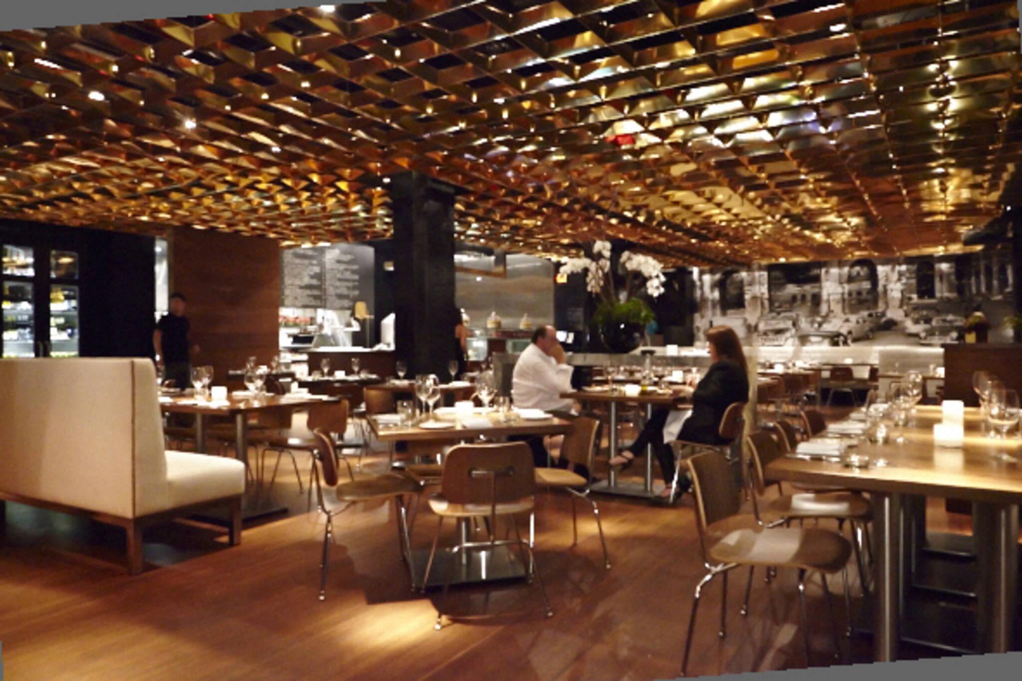 Buona Notte Restaurant Toronto