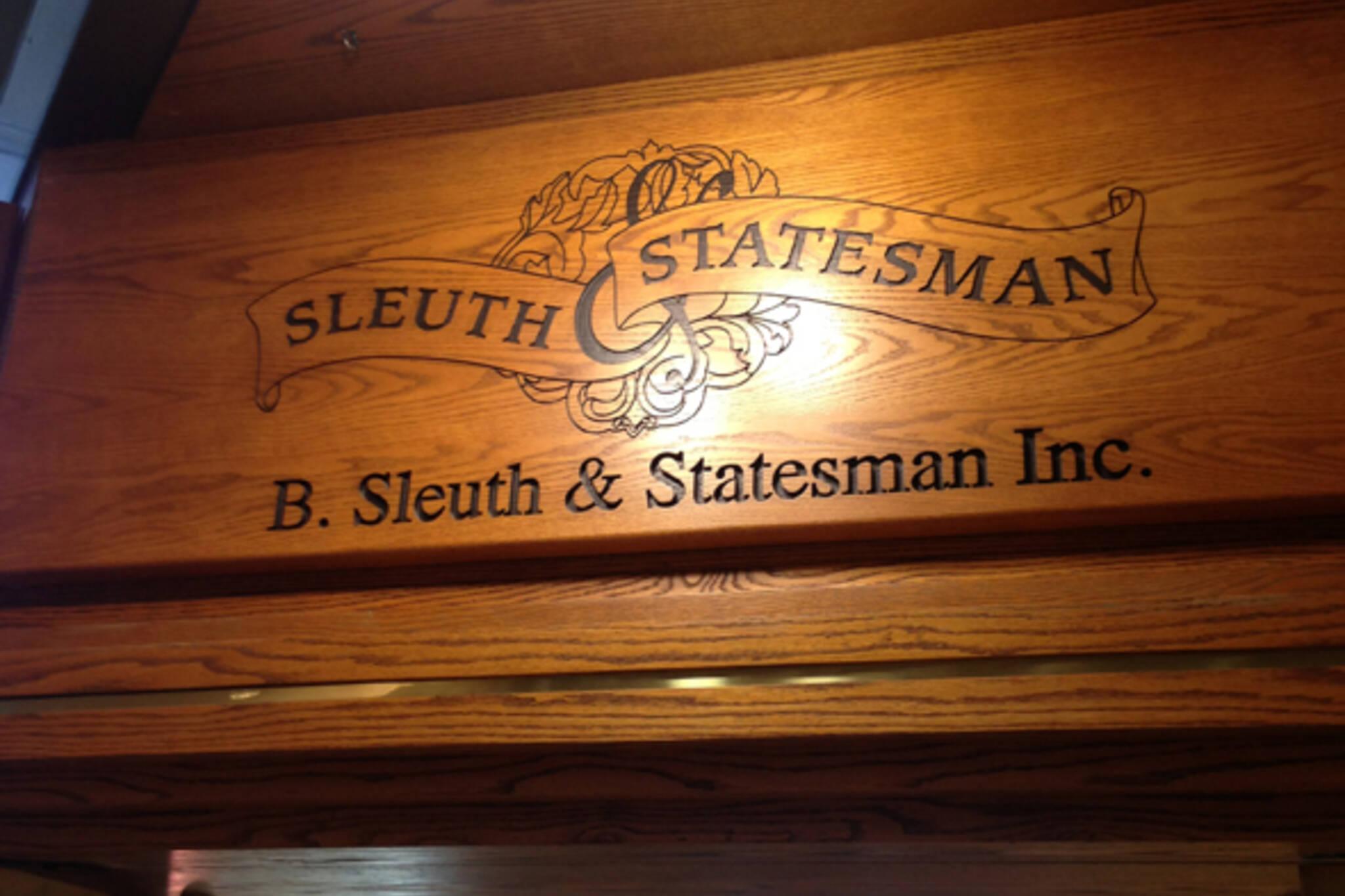 B Sleuth Statesman