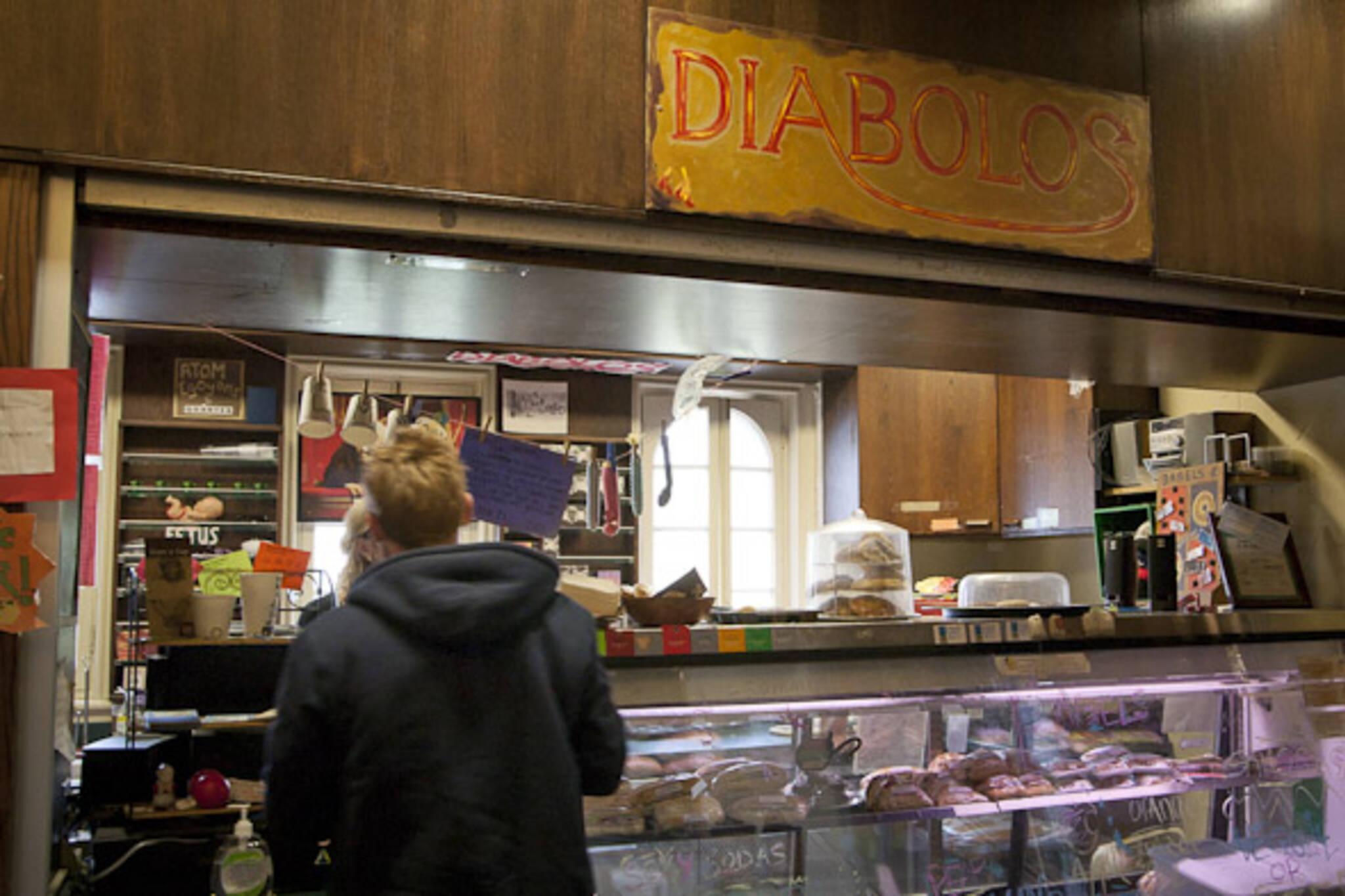Diabolos' Cafe