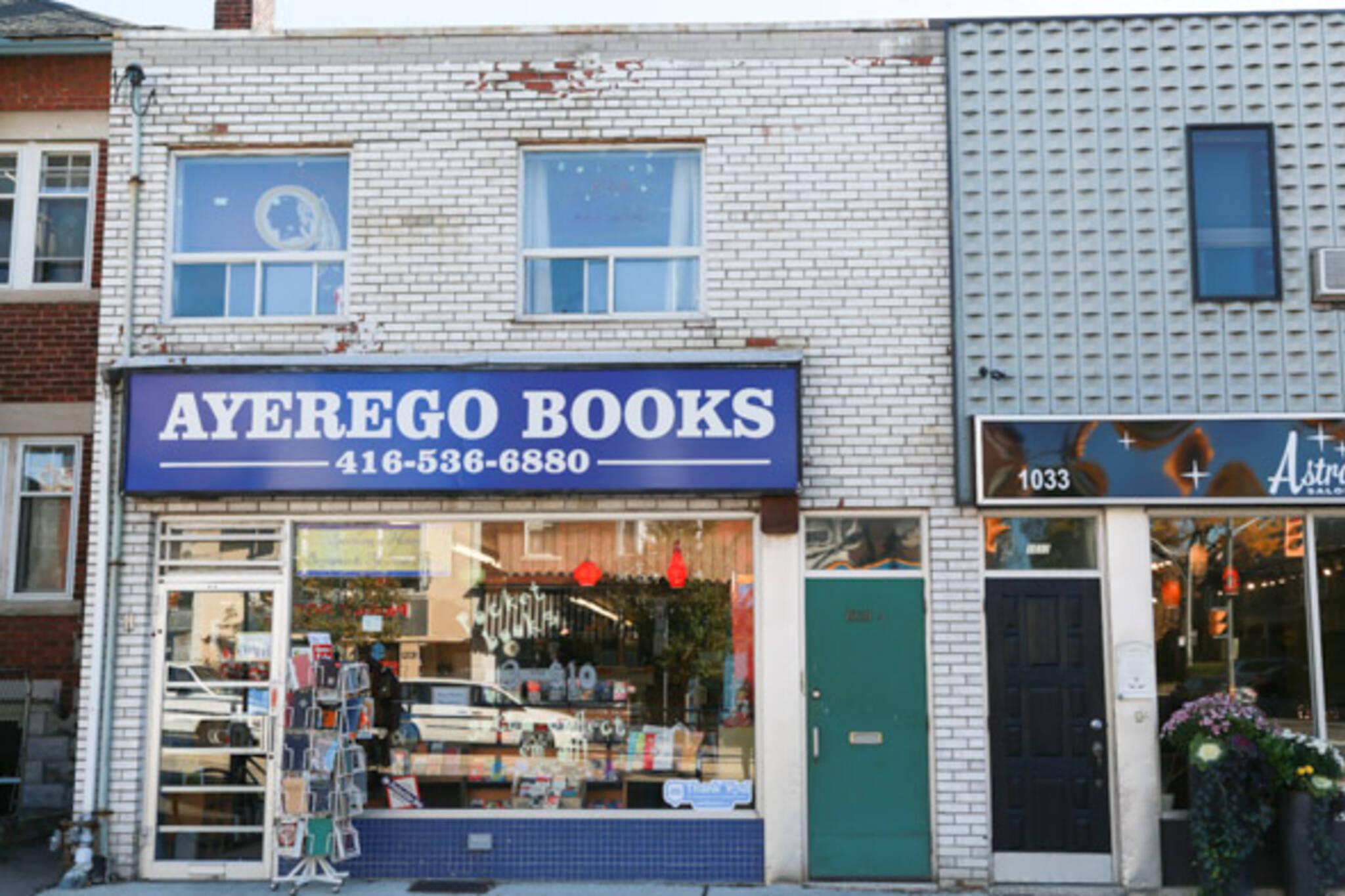 ayerego books