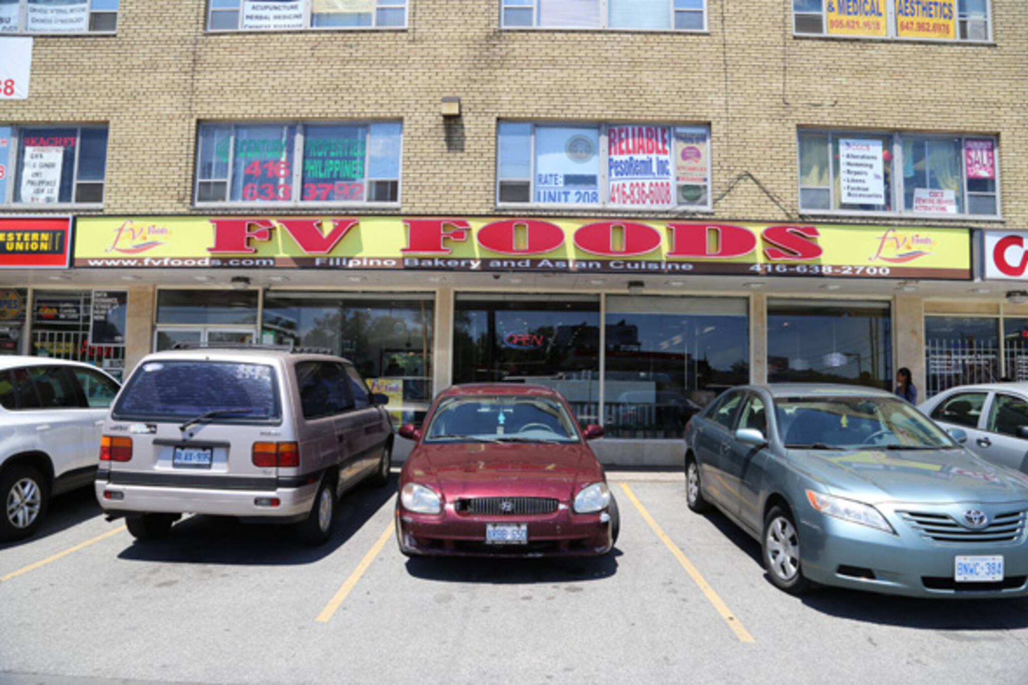 FV Foods Wilson Avenue Toronto