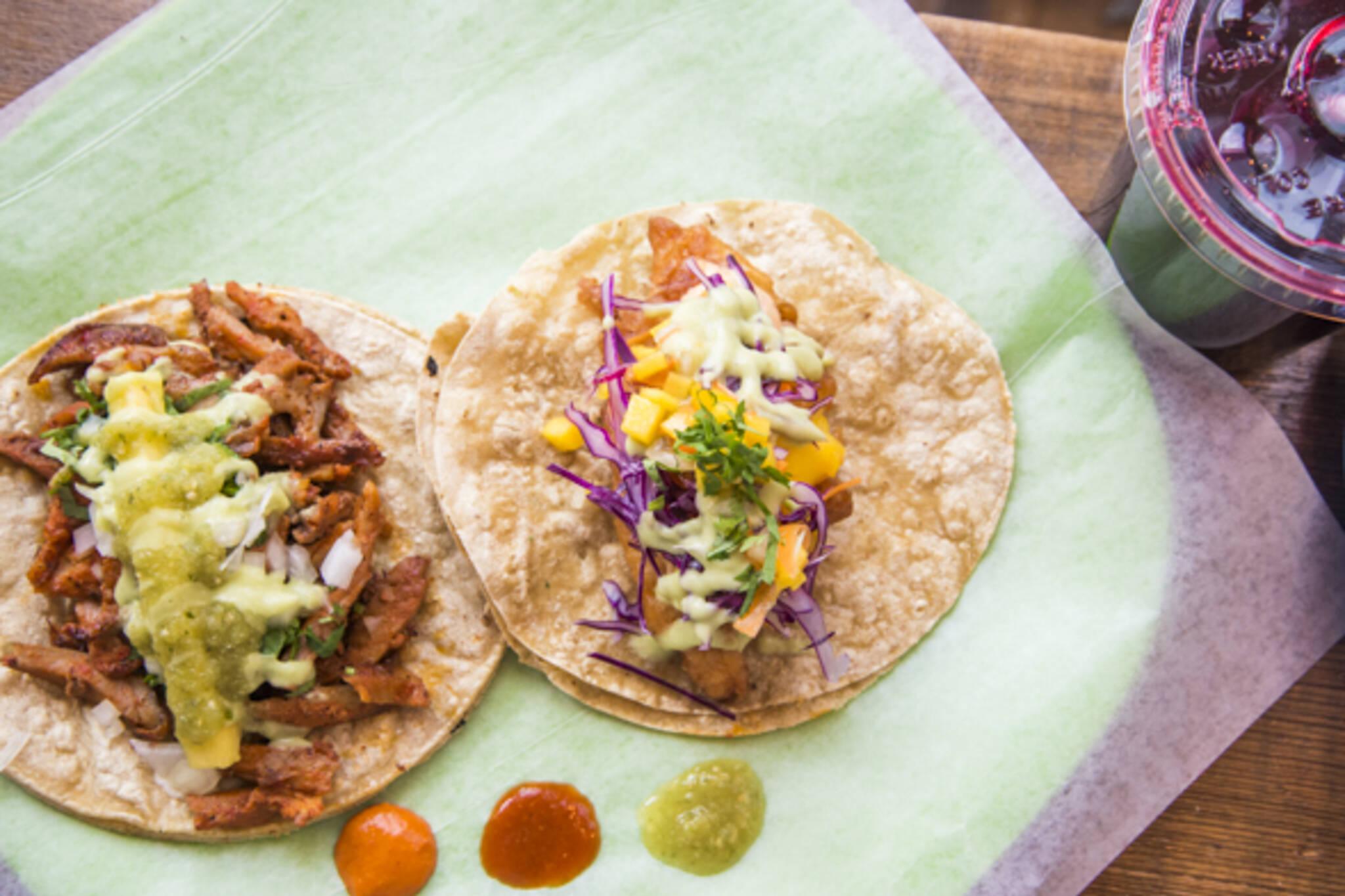 Tacos 101 Toronto