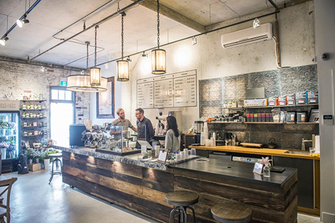 Arvo Coffee Blogto Toronto