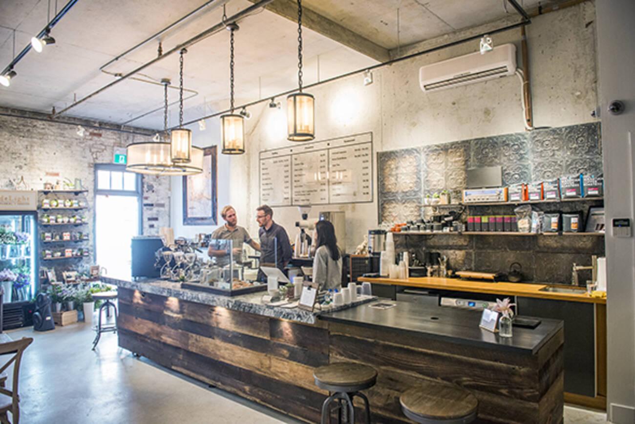 Small Coffee Bar Ideas Modern