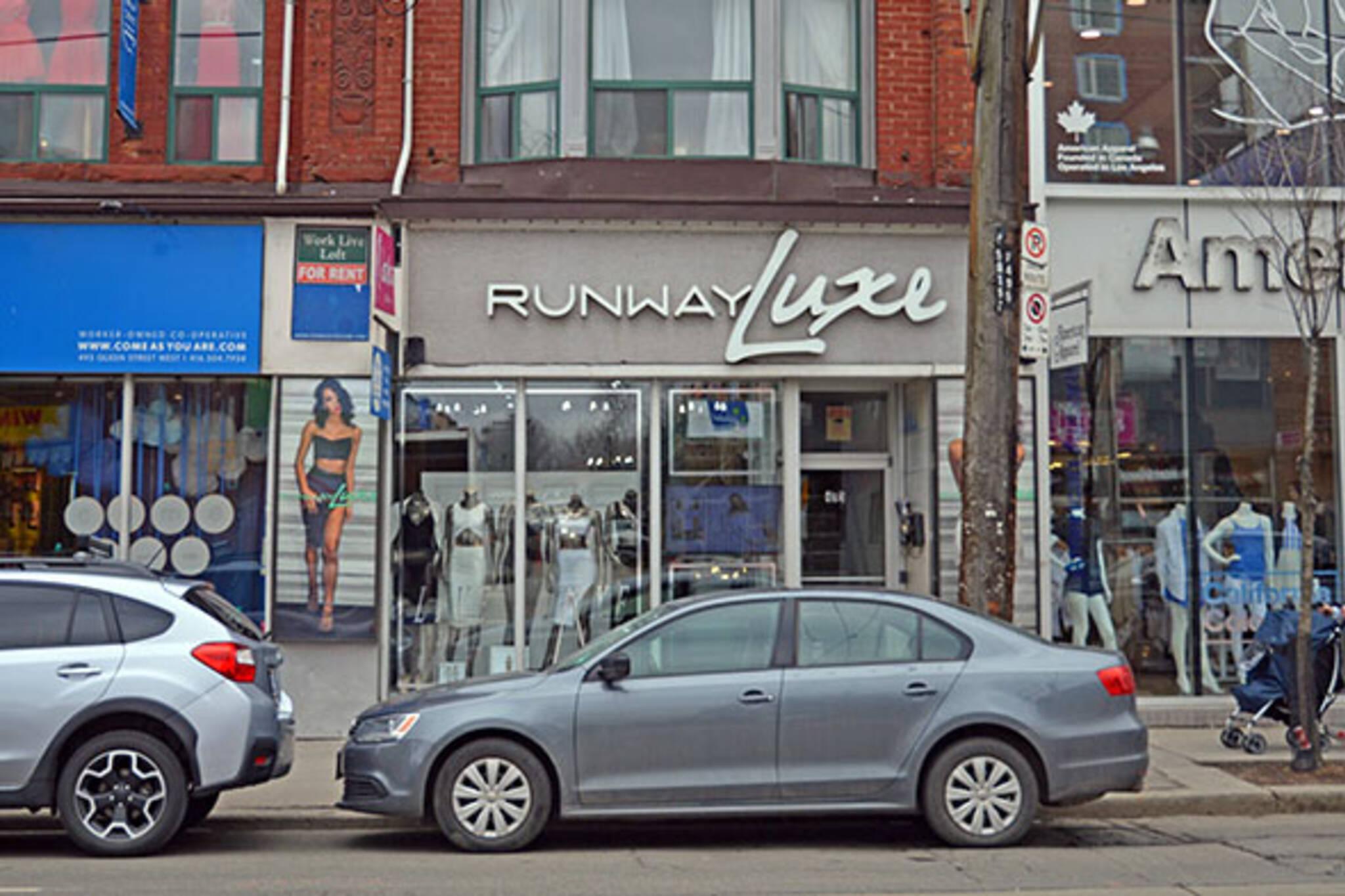 Runaway Luxe