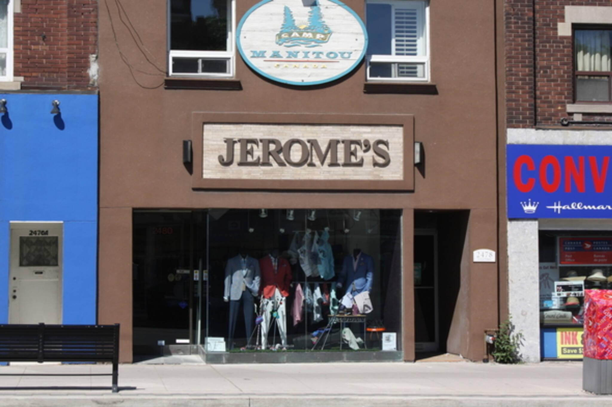 Jerome's Toronto