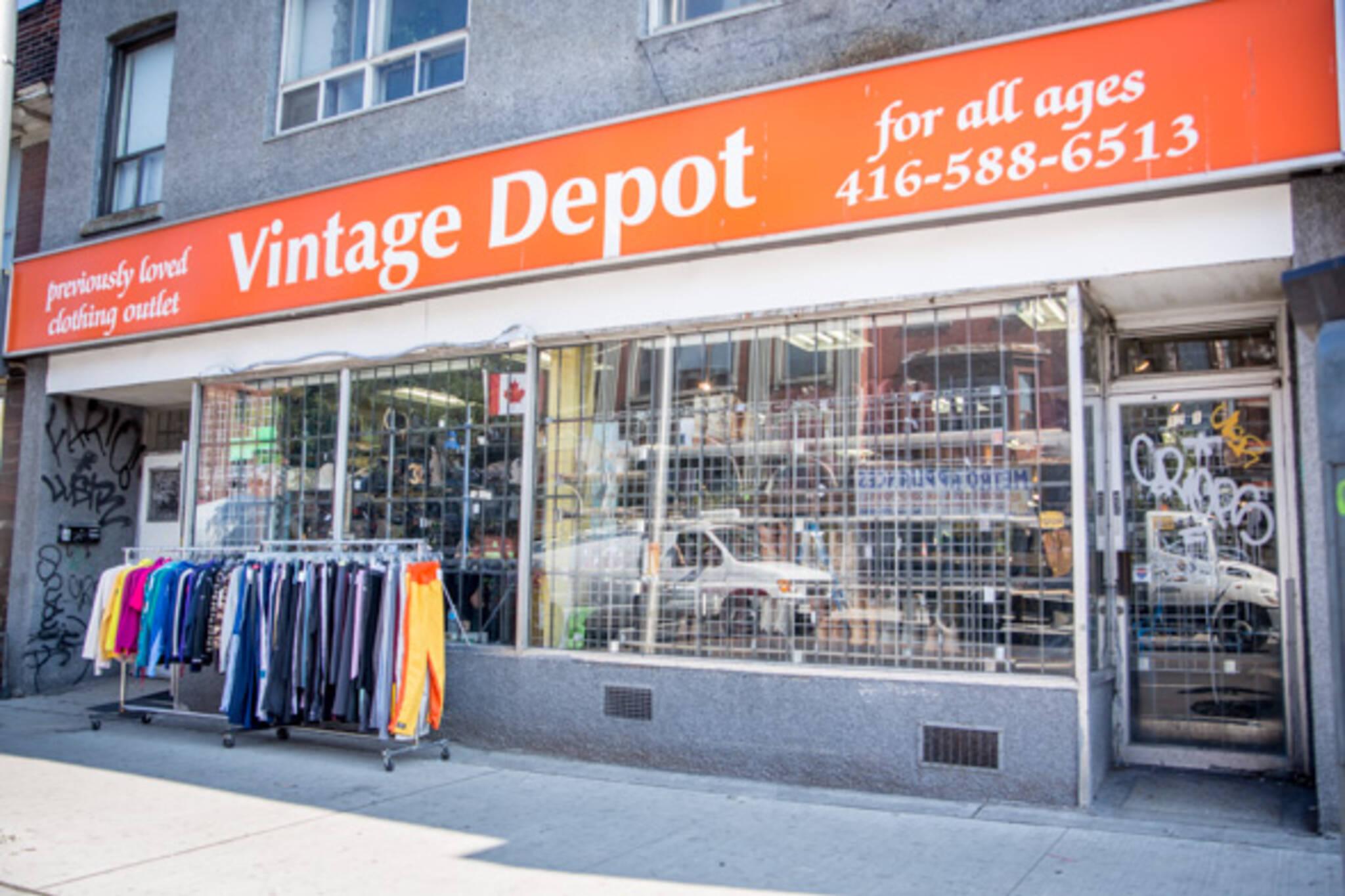 Vintage Depot Bloordale Toronto