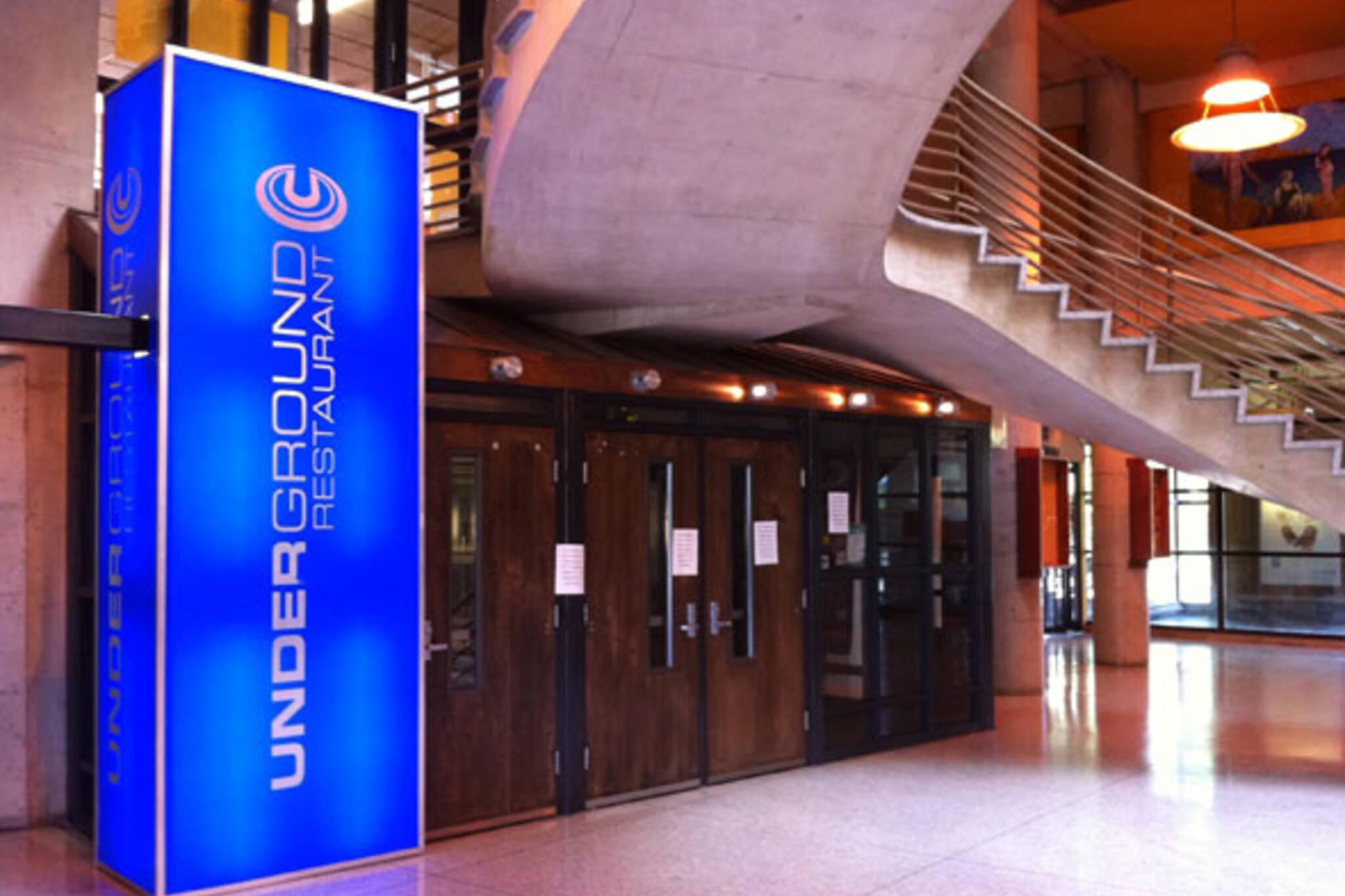 Underground Restaurant York