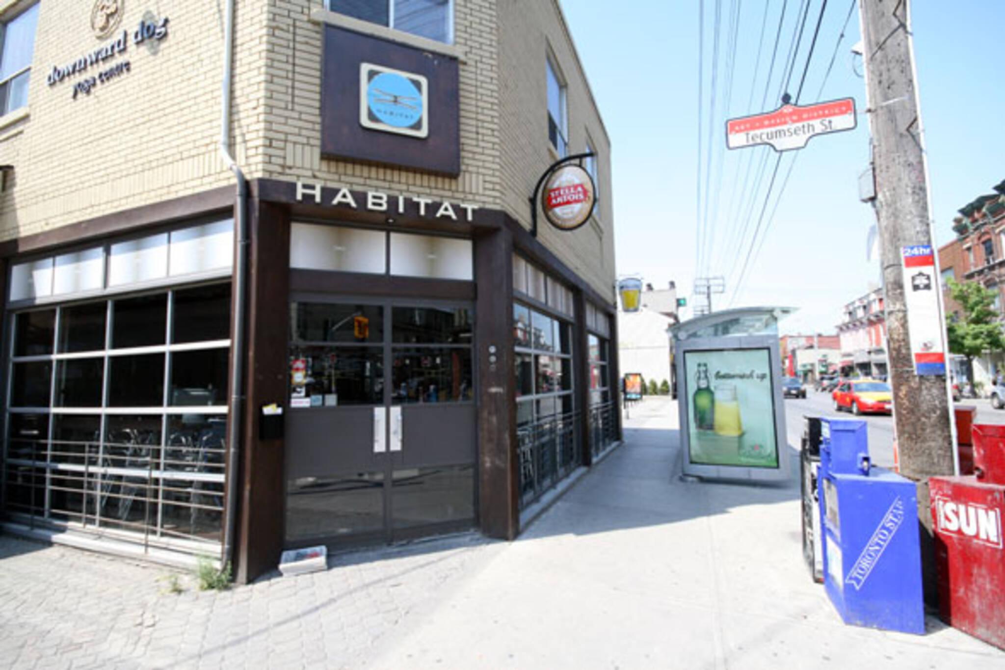 Habitat Restaurant Toronto