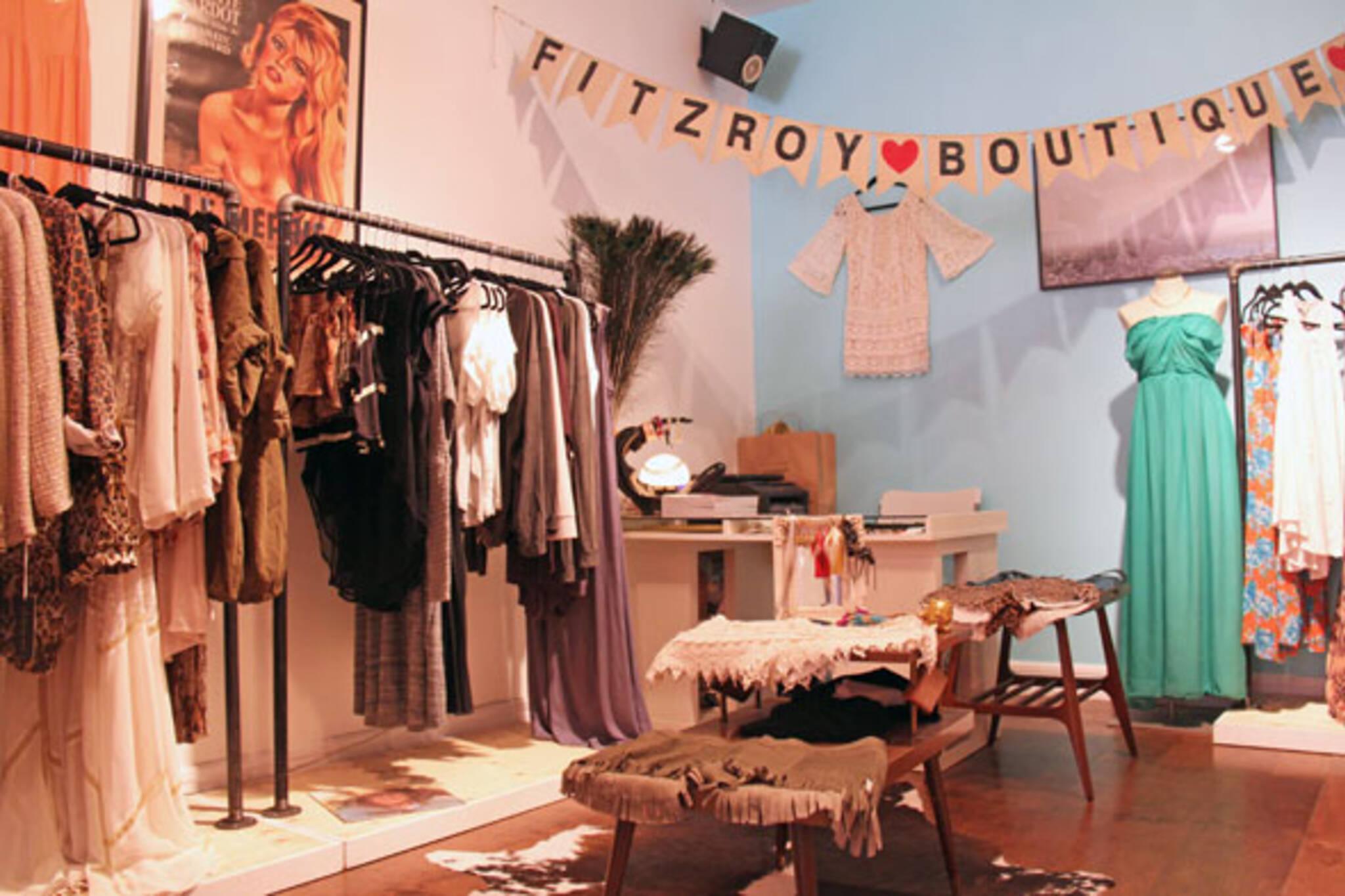 fitzroy boutique toronto