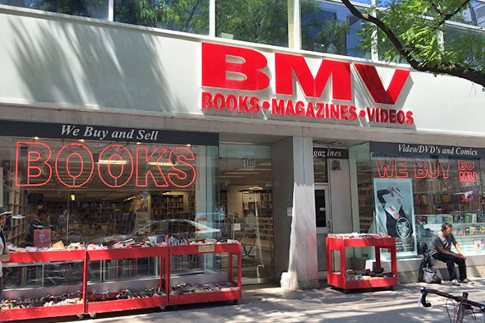 BMV Yonge Dundas Toronto
