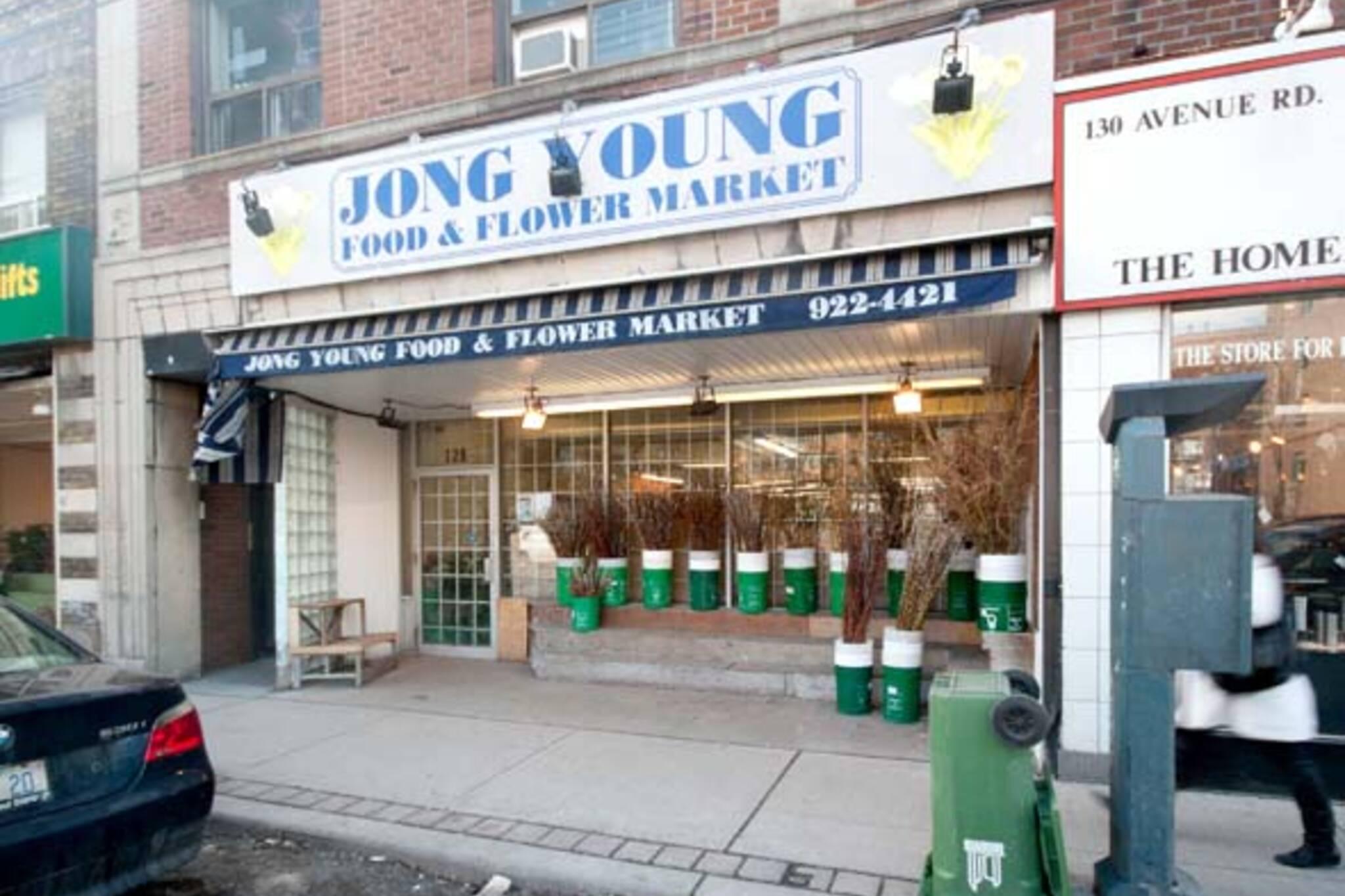 Jong Young Toronto
