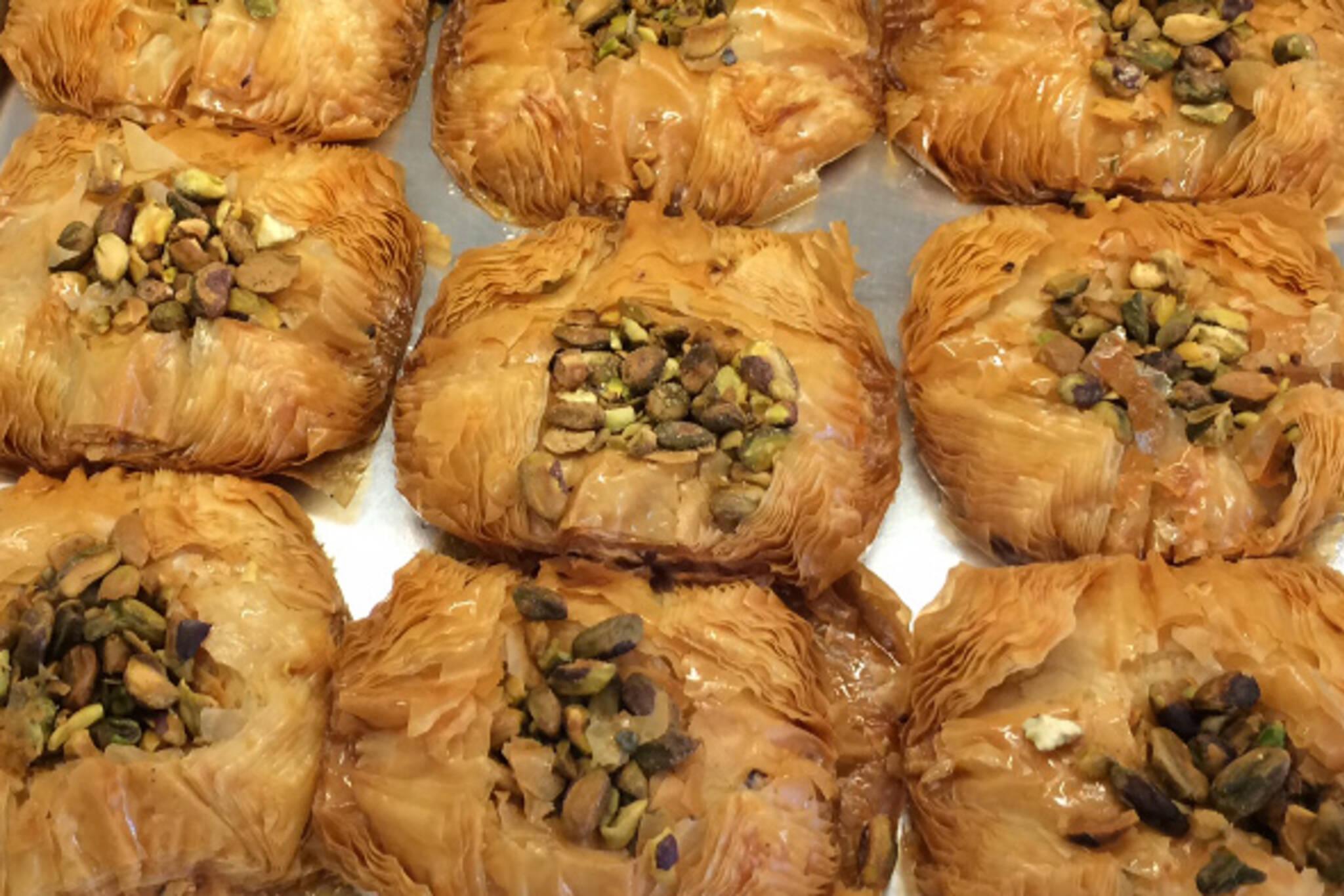 akropolis pastries toronto