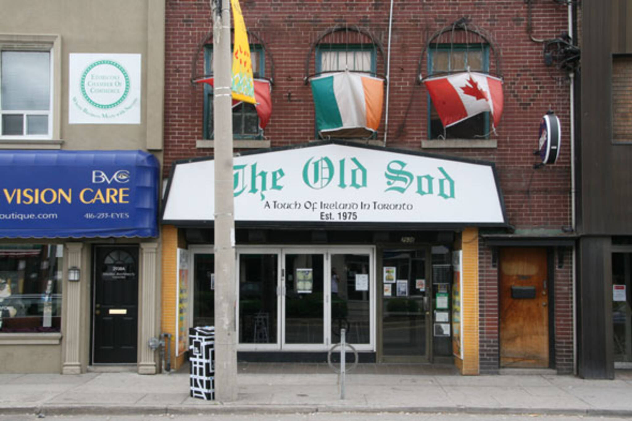 The Old Sod Toronto