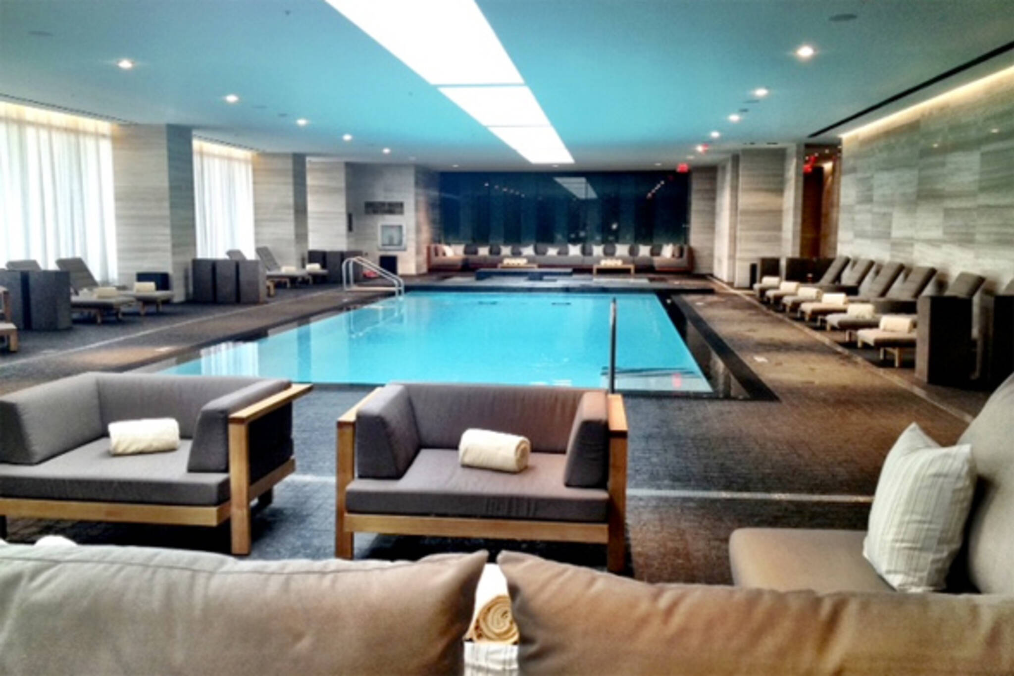 Four Seasons Spa Toronto